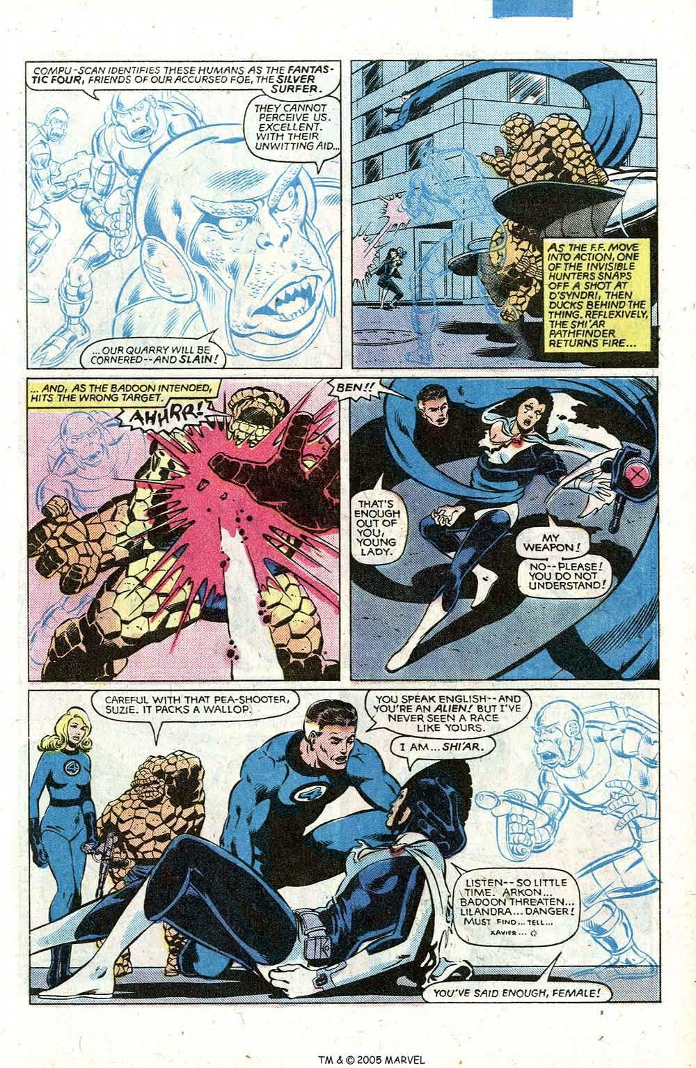 Read online Uncanny X-Men (1963) comic -  Issue # _Annual 5 - 9