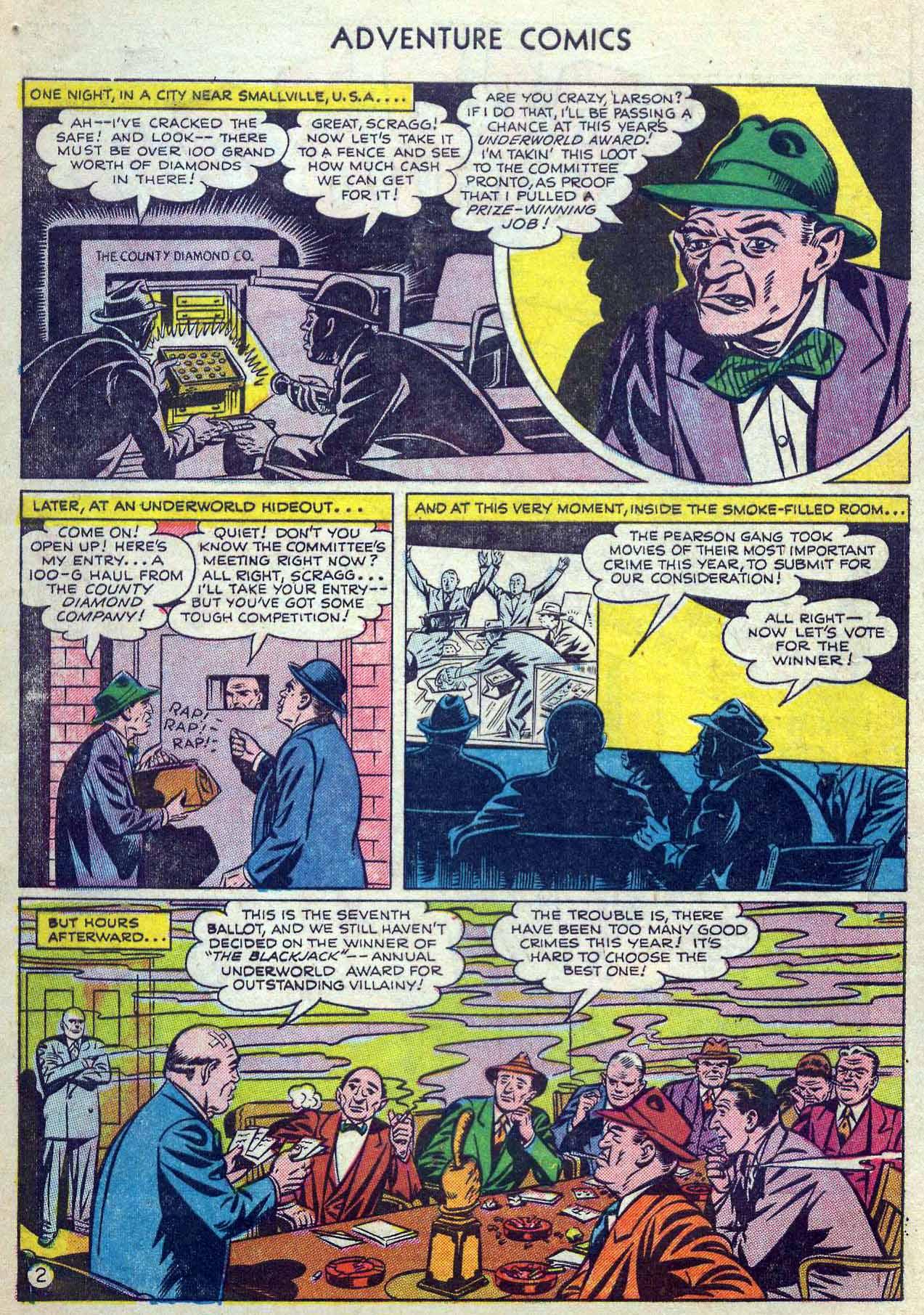 Read online Adventure Comics (1938) comic -  Issue #180 - 4