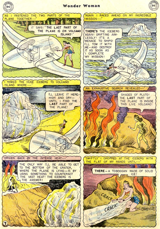 Read online Wonder Woman (1942) comic -  Issue #80 - 19