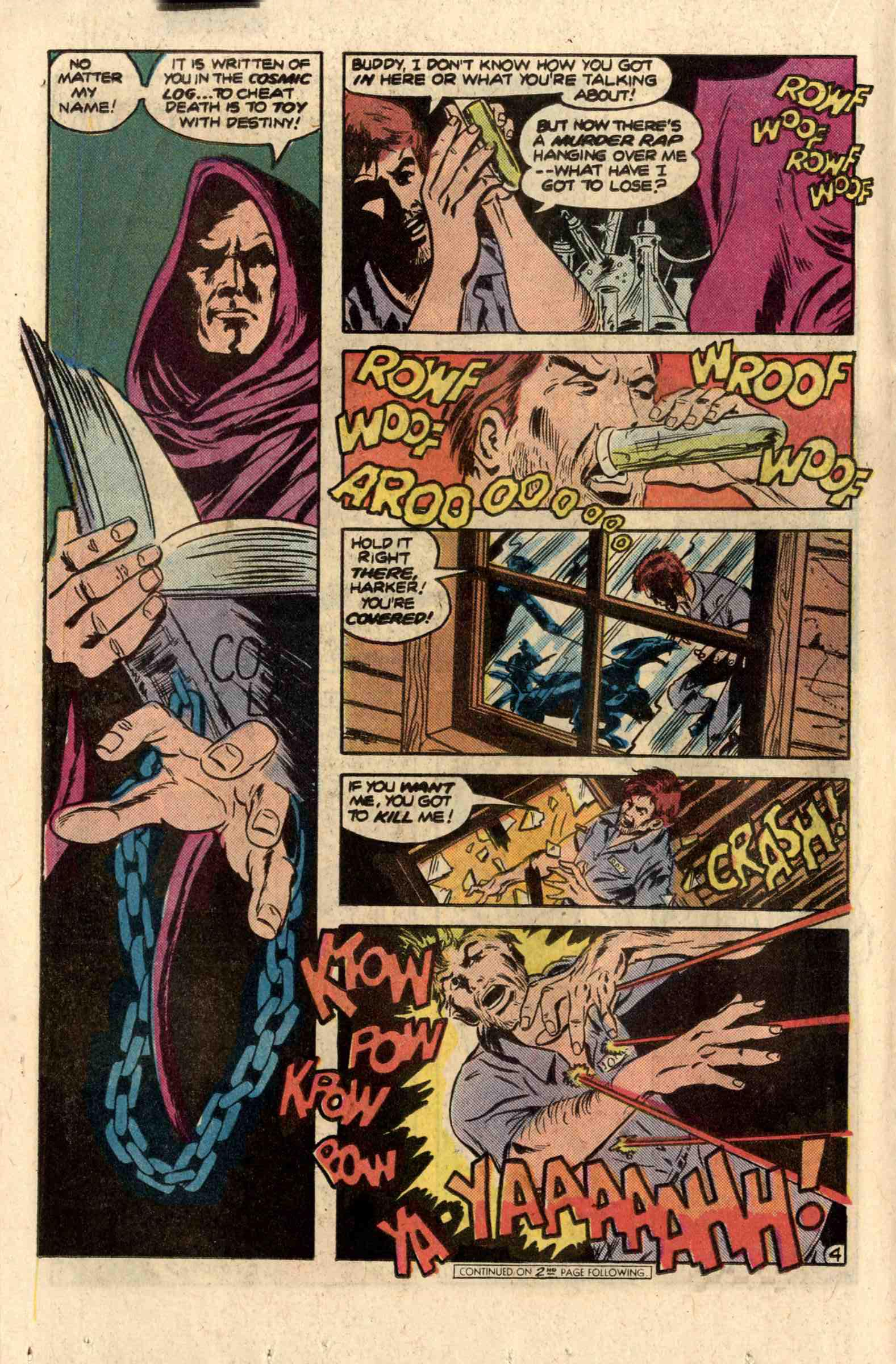 Read online Secrets of Haunted House comic -  Issue #31 - 18