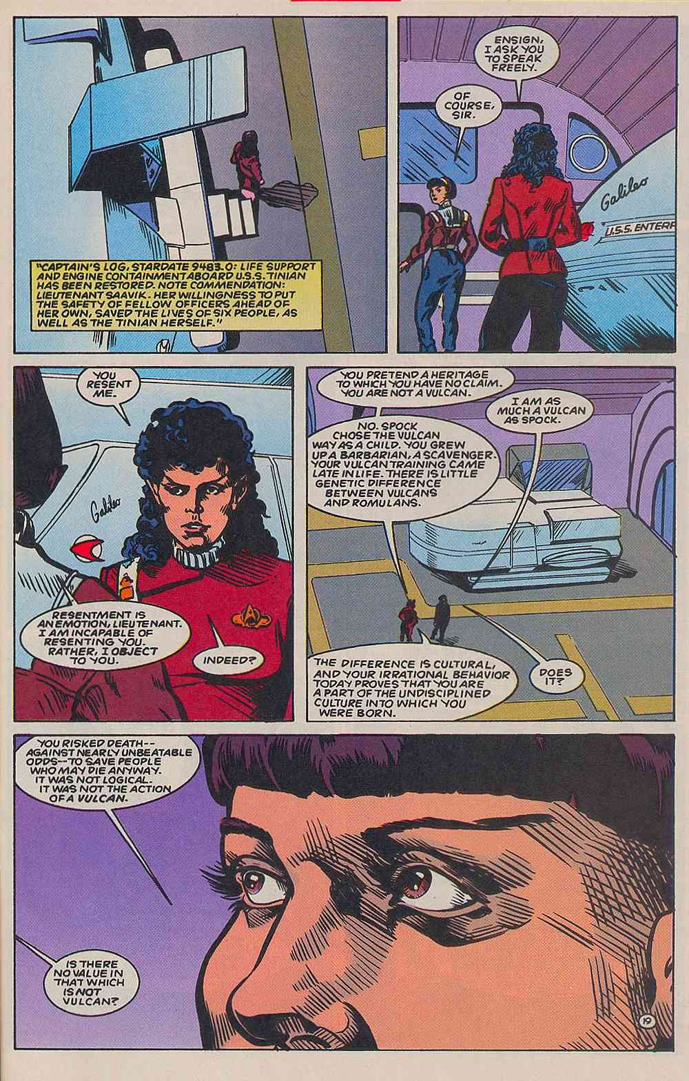 Read online Star Trek (1989) comic -  Issue # _Special 2 - 51