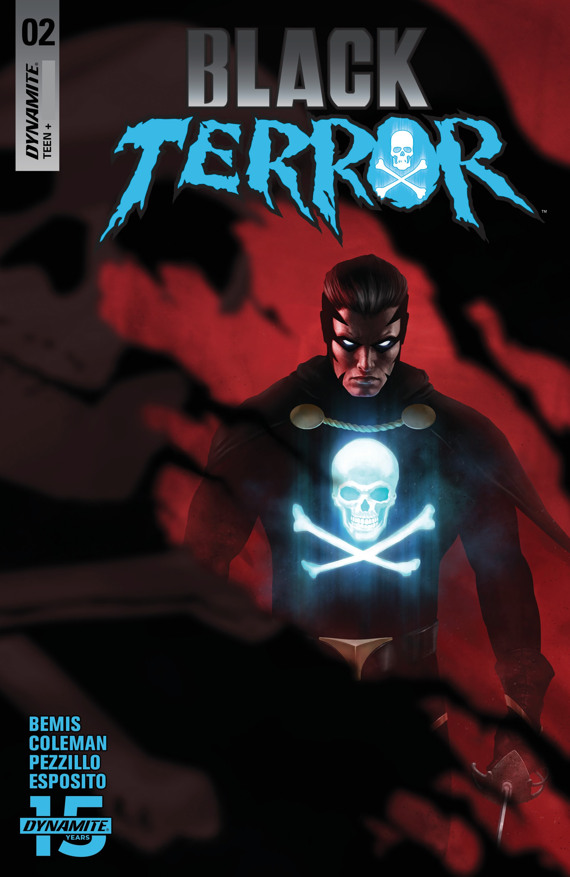 Black Terror (2019) issue 2 - Page 1