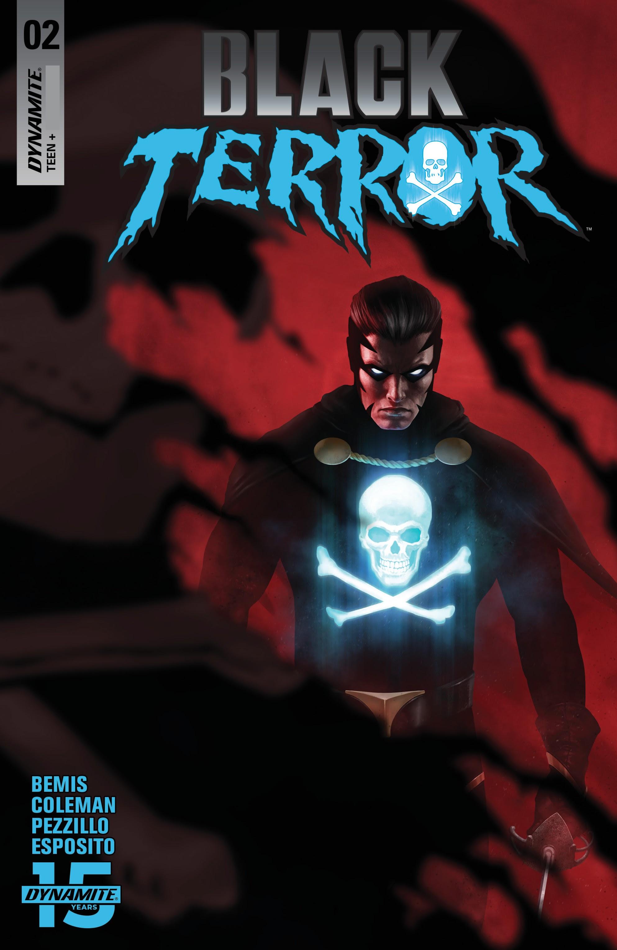 Black Terror (2019) 2 Page 1