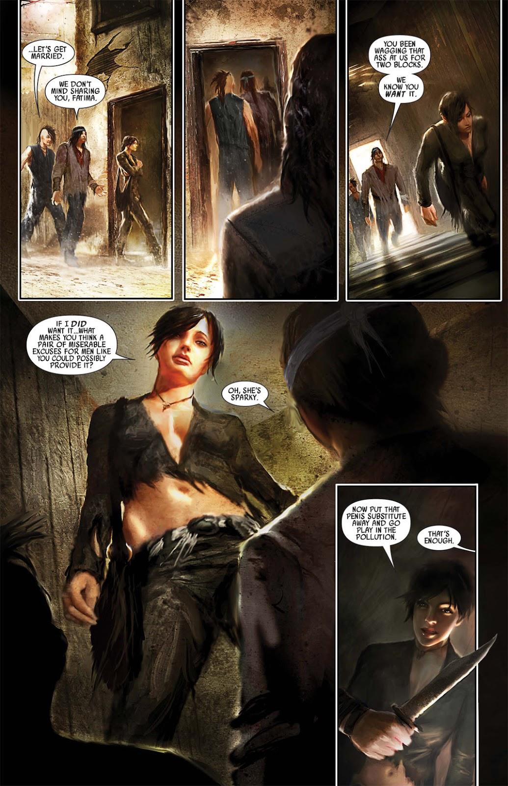 Read online After Dark comic -  Issue #1 - 18