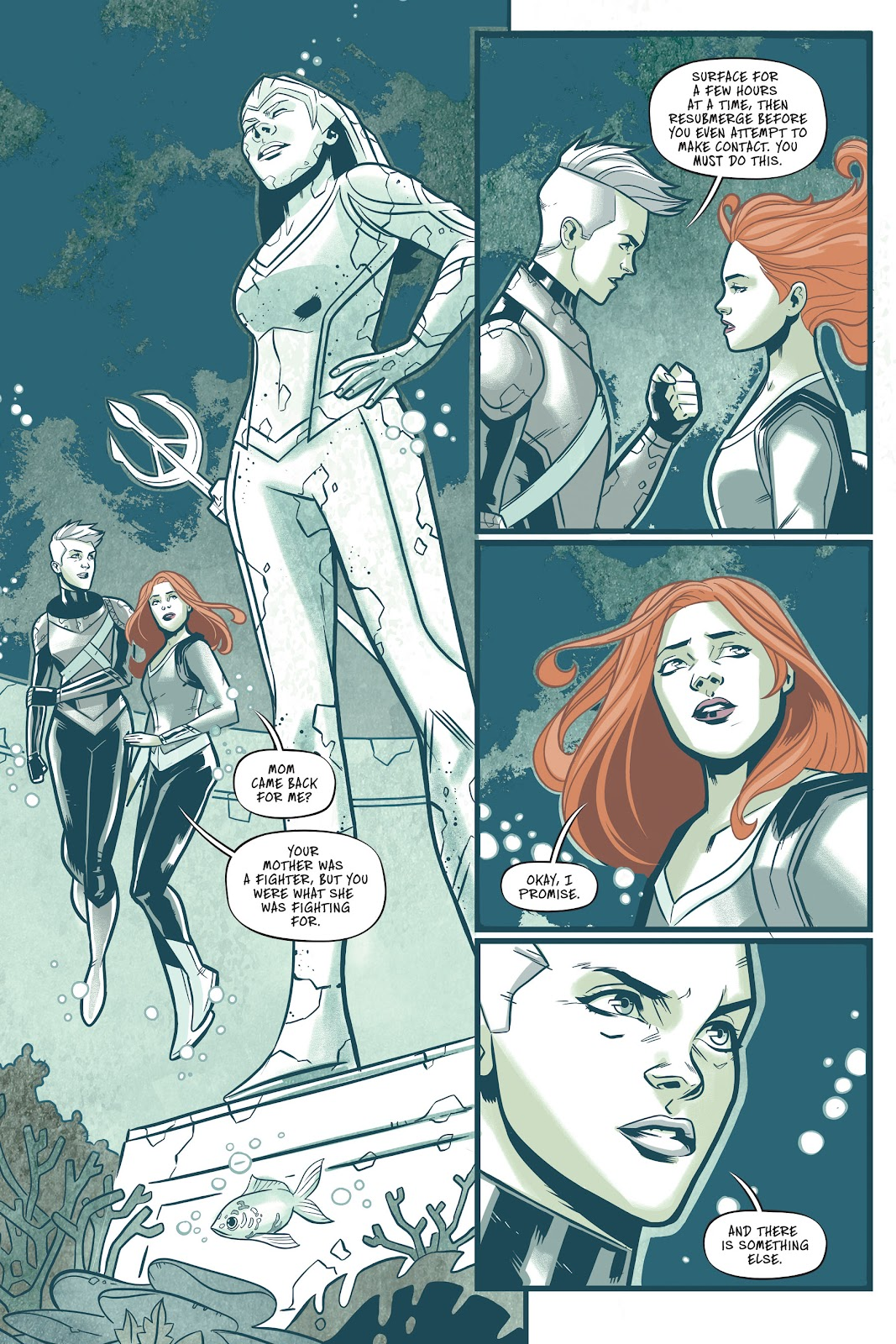 Read online Mera: Tidebreaker comic -  Issue # TPB (Part 1) - 58