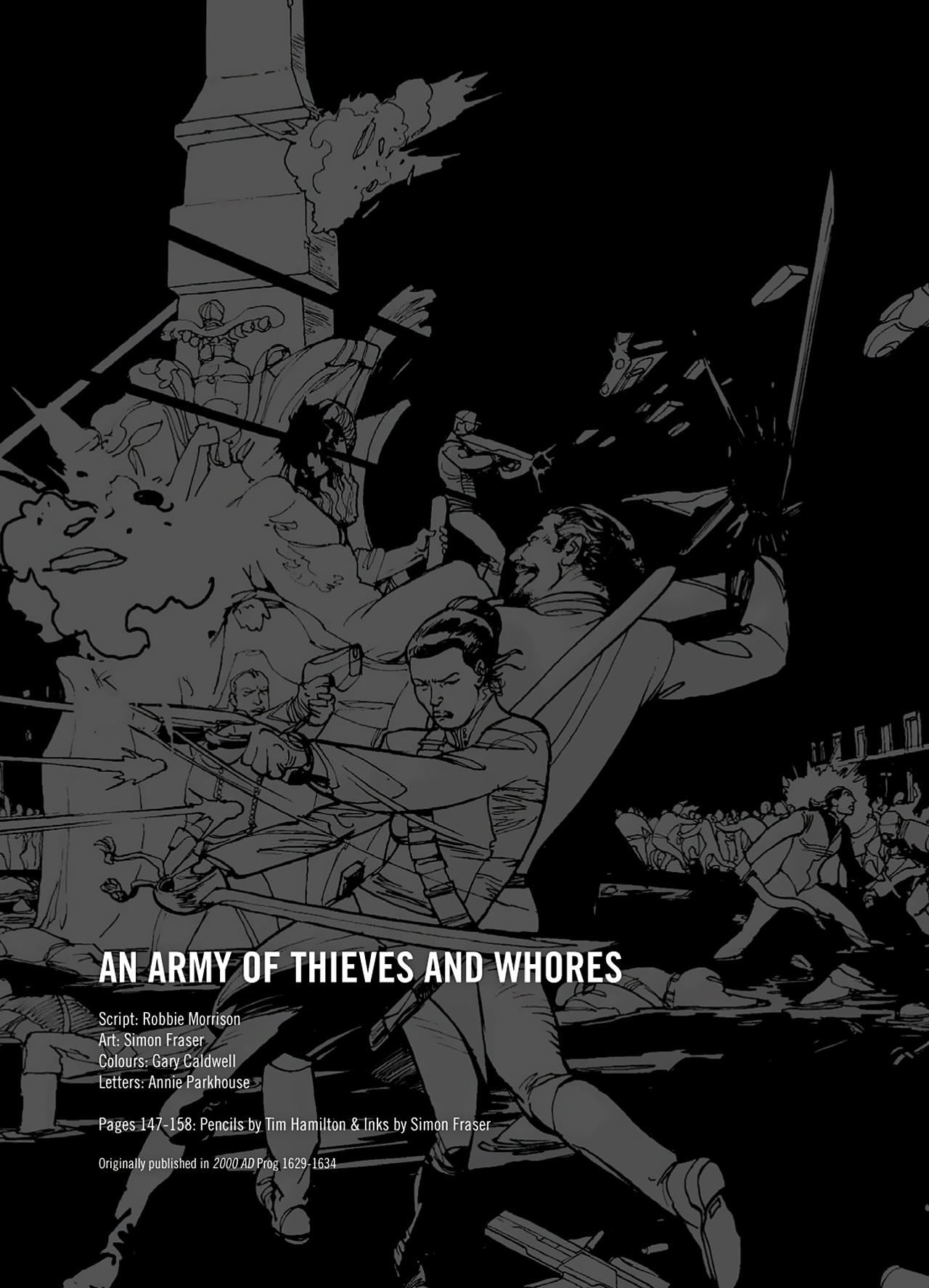 Read online Nikolai Dante comic -  Issue # TPB 9 - 121