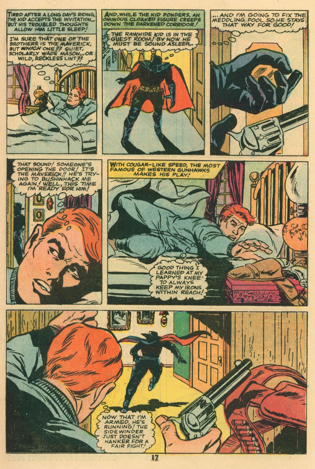 The Rawhide Kid (1955) issue 117 - Page 12