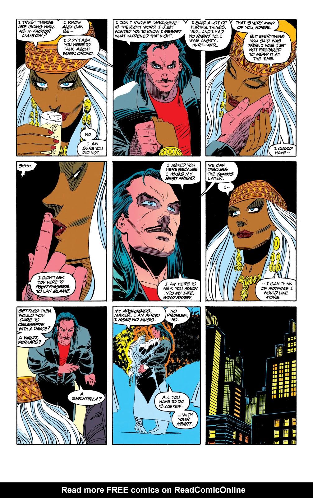 Uncanny X-Men (1963) issue 306 - Page 12