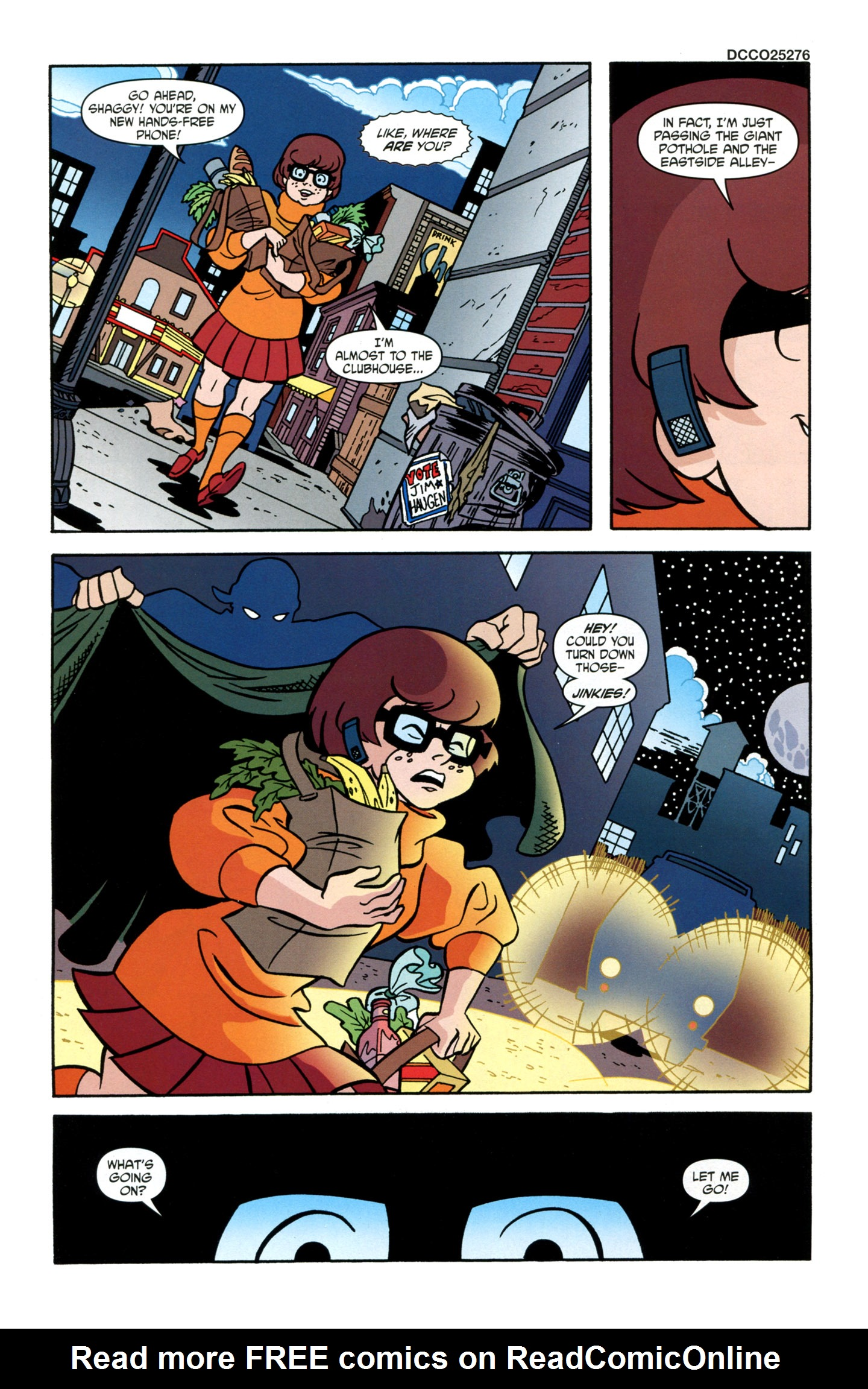 Read online Scooby-Doo: Where Are You? comic -  Issue #22 - 3