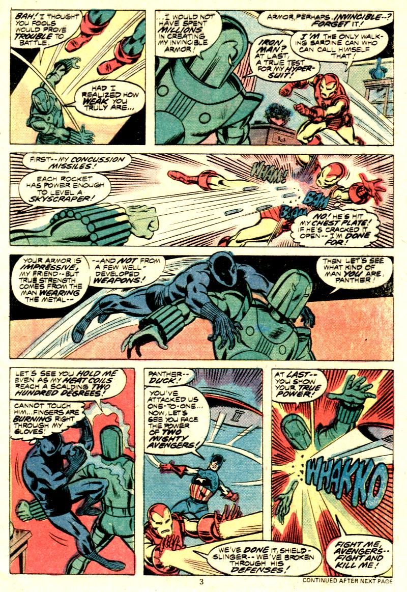 The Avengers (1963) 169 Page 3