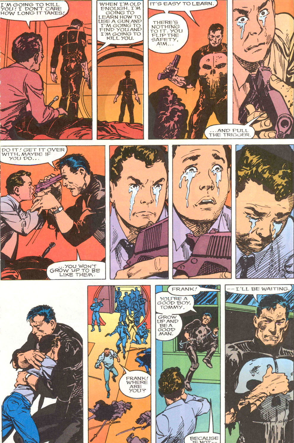 The Punisher Movie Special issue Full - Page 65