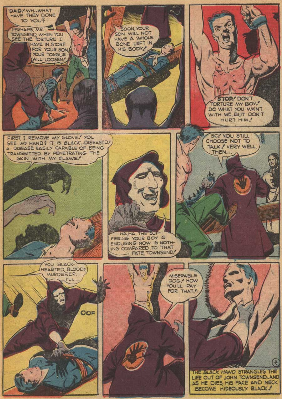 Blue Ribbon Comics (1939) issue 16 - Page 61