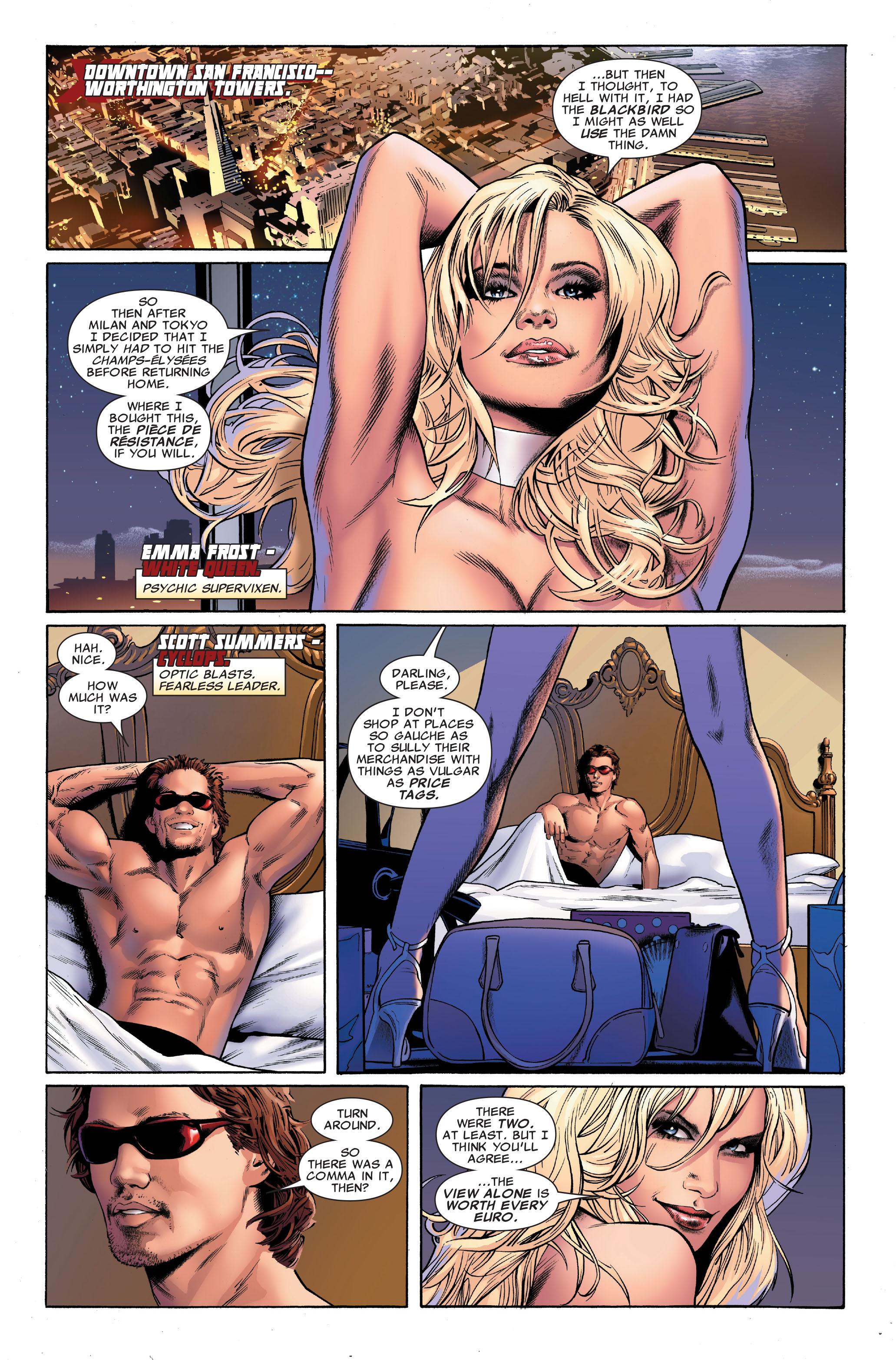 Read online Uncanny X-Men (1963) comic -  Issue #501 - 7