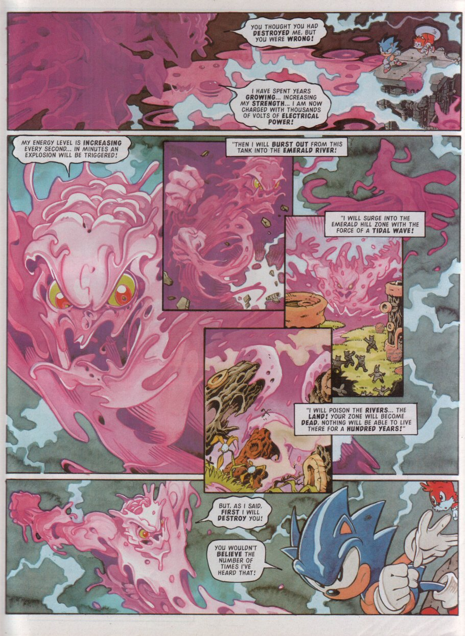 Read online Sonic the Comic comic -  Issue #115 - 5