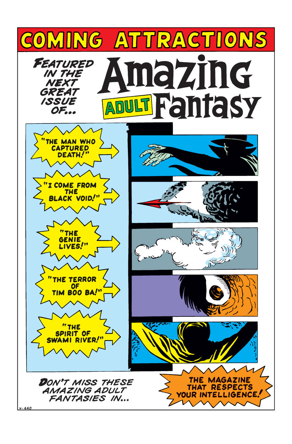 Read online Amazing Adult Fantasy comic -  Issue #8 - 21