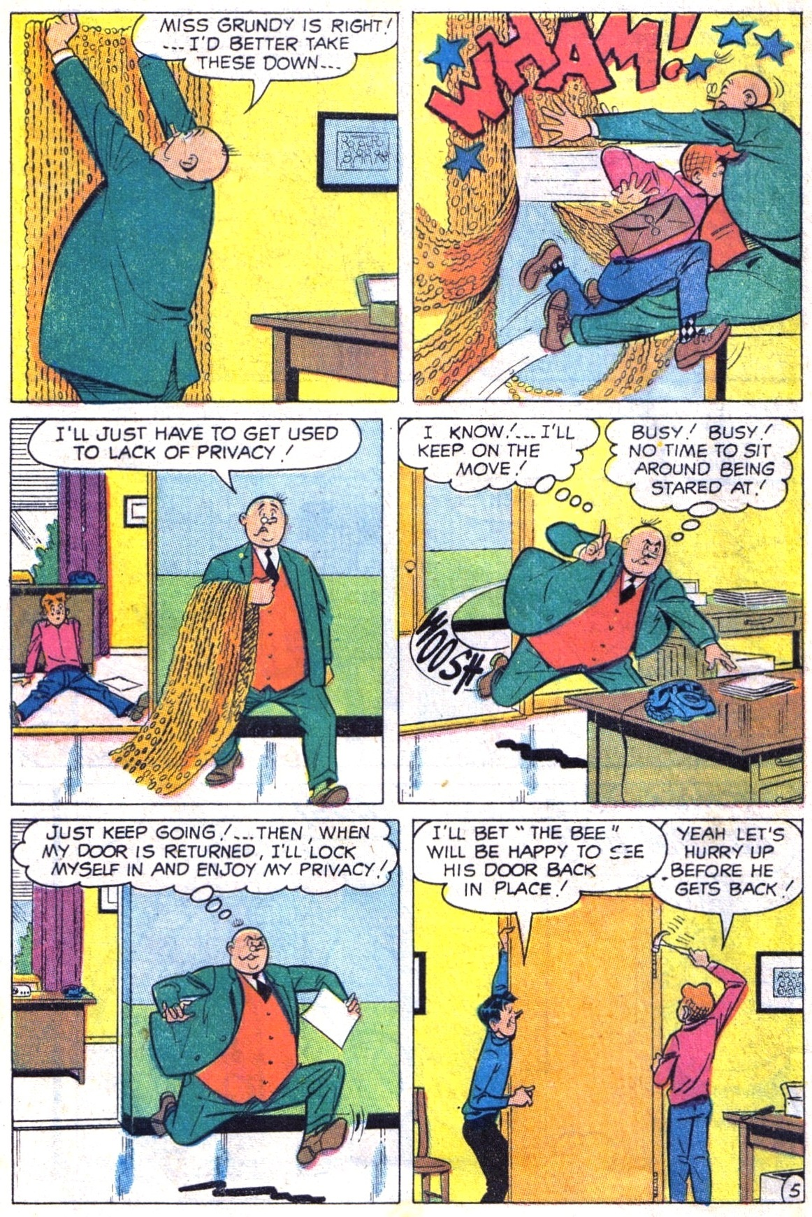 Read online Archie (1960) comic -  Issue #189 - 32