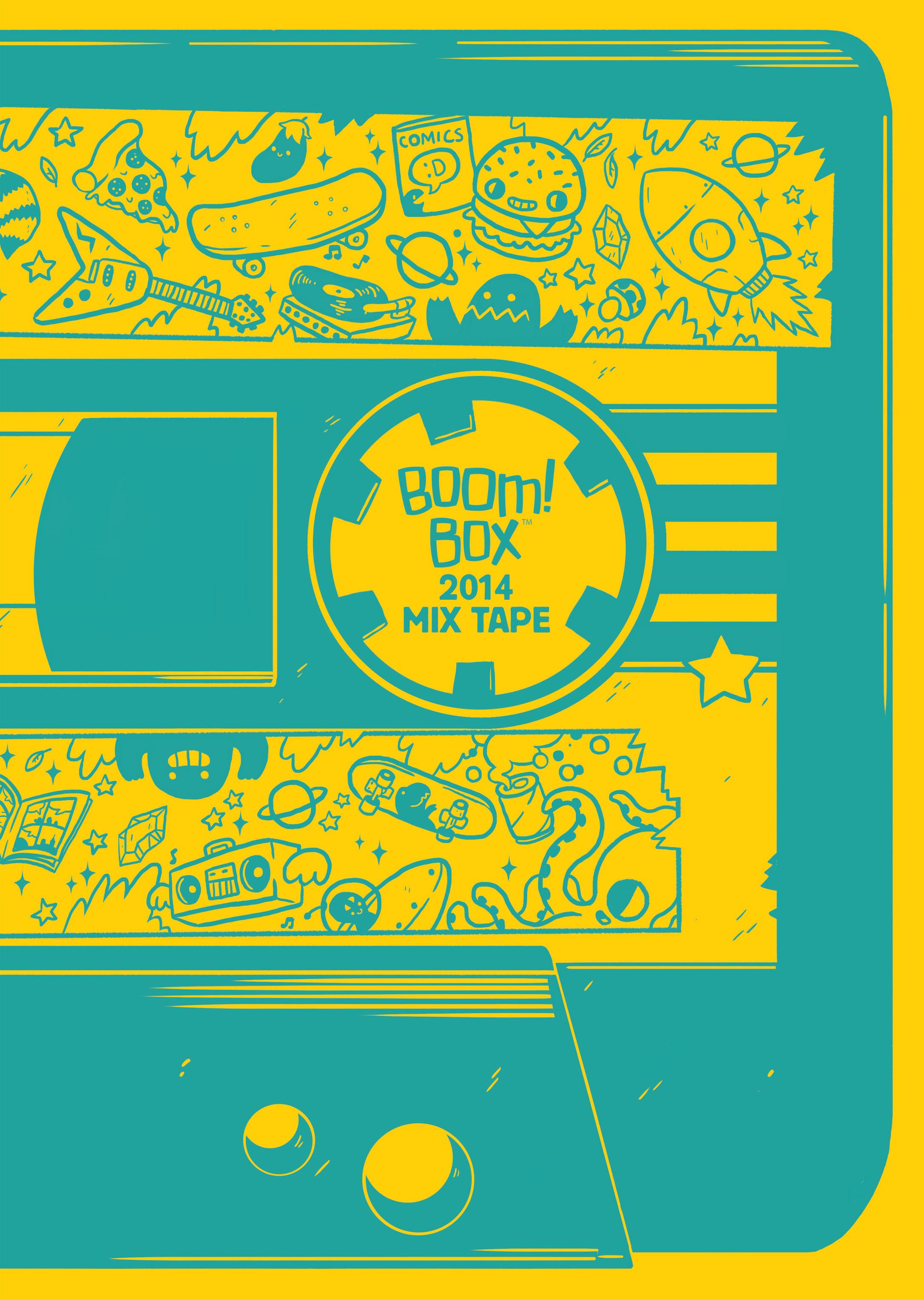 BOOM Box 2014 Mix Tape Full