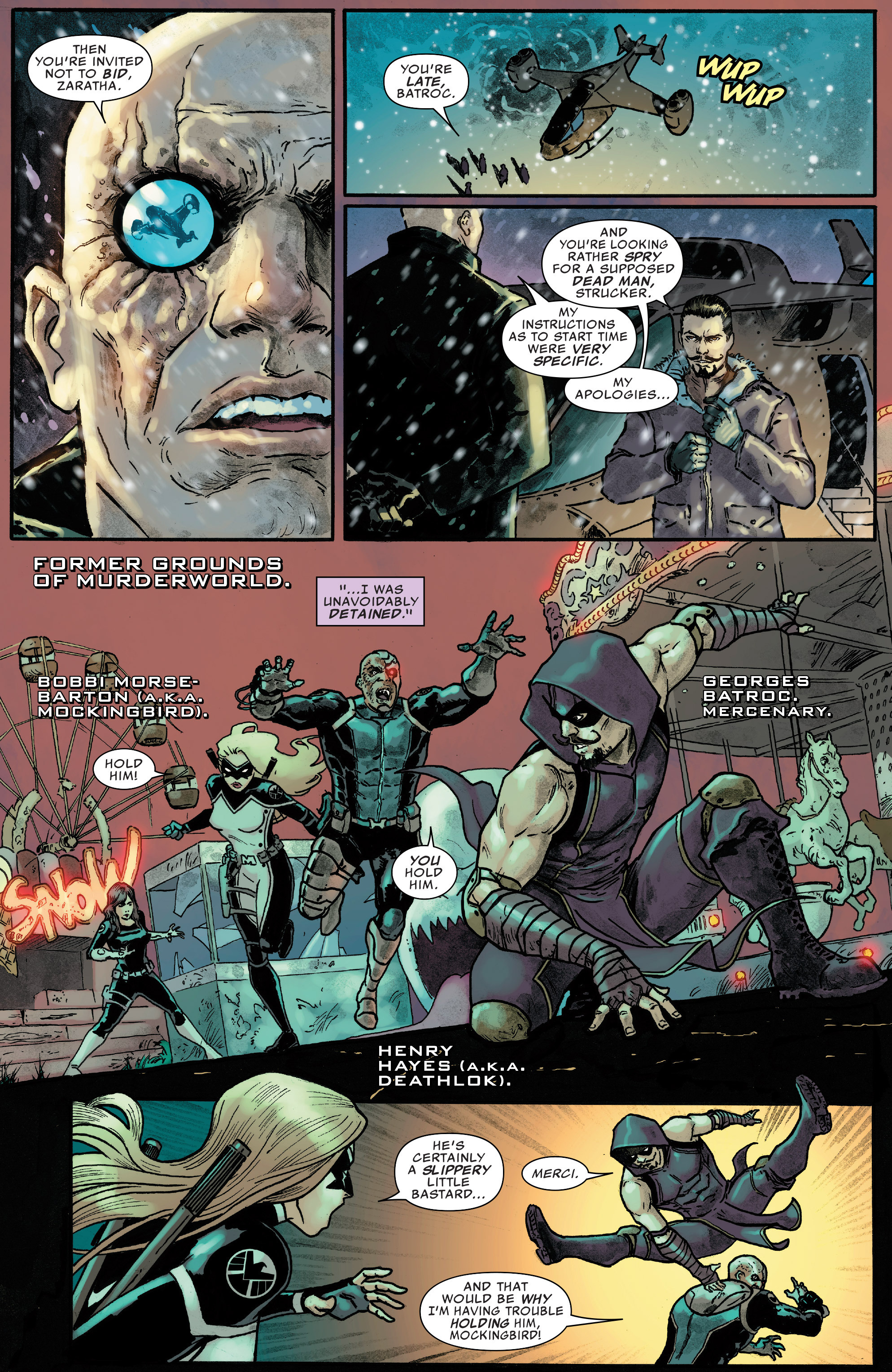 Read online All-New, All-Different Point One comic -  Issue # Full - 23