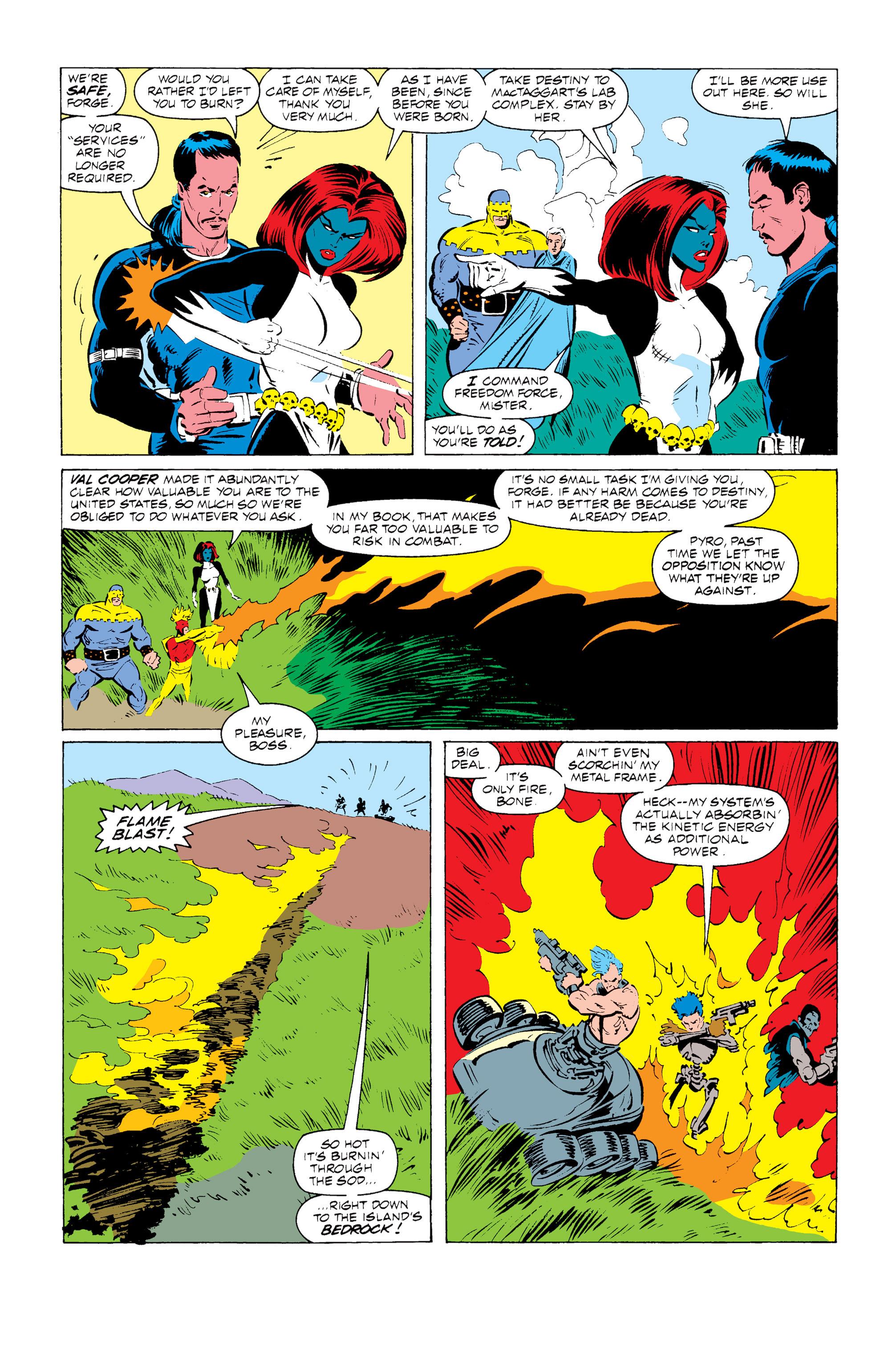 Read online Uncanny X-Men (1963) comic -  Issue #255 - 13