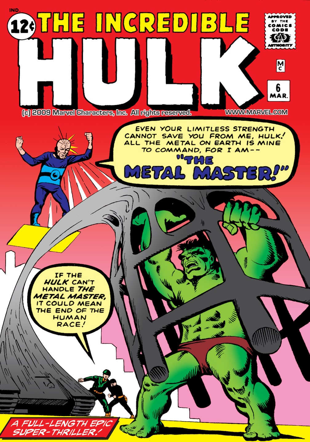 Read online Marvel Masterworks: The Incredible Hulk comic -  Issue # TPB 1 (Part 2) - 29