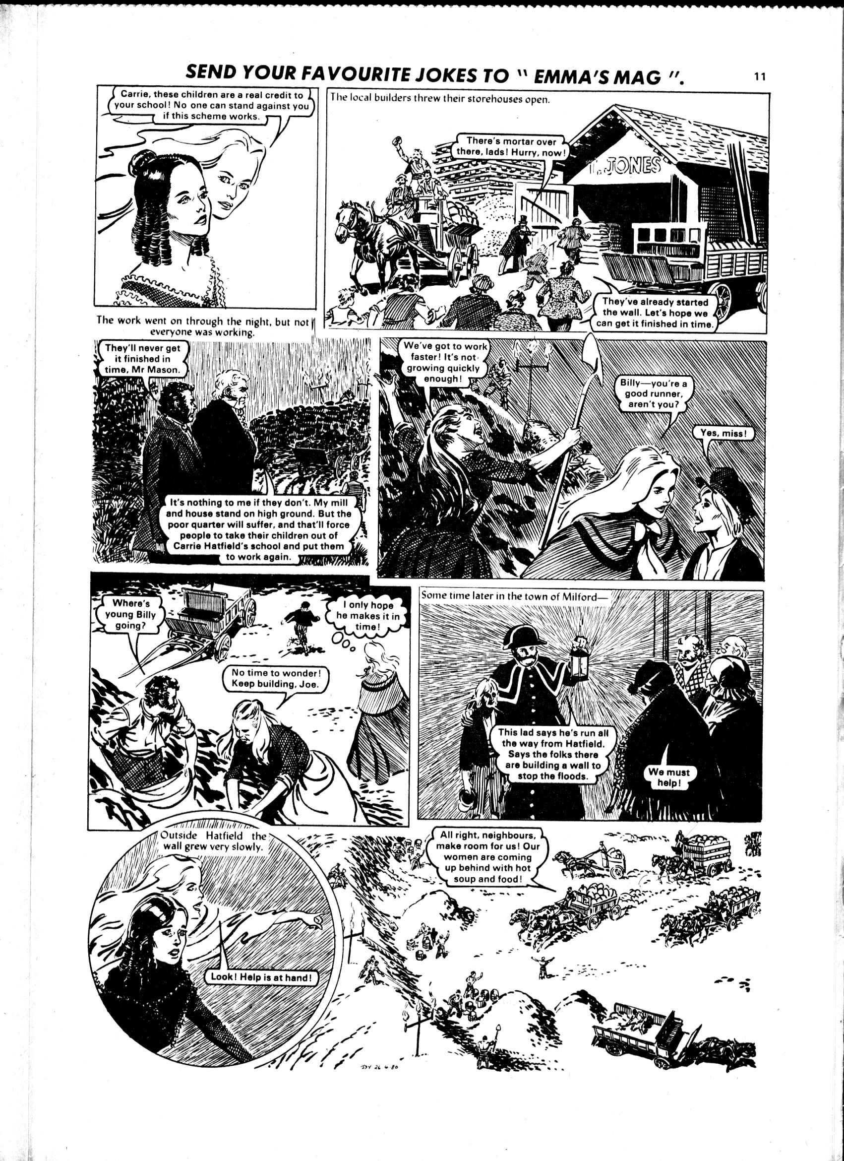 Read online Judy comic -  Issue #59 - 11