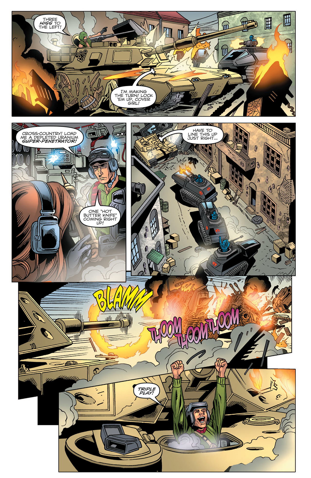 G.I. Joe: A Real American Hero 174 Page 17