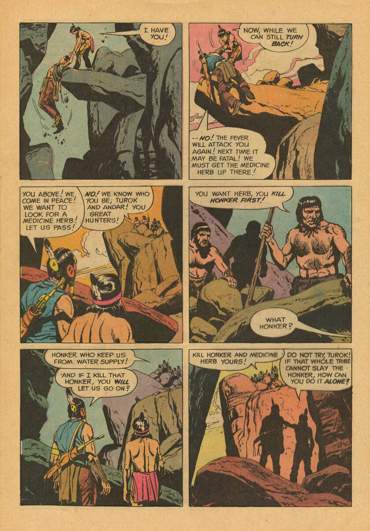 Read online Turok, Son of Stone comic -  Issue #75 - 27