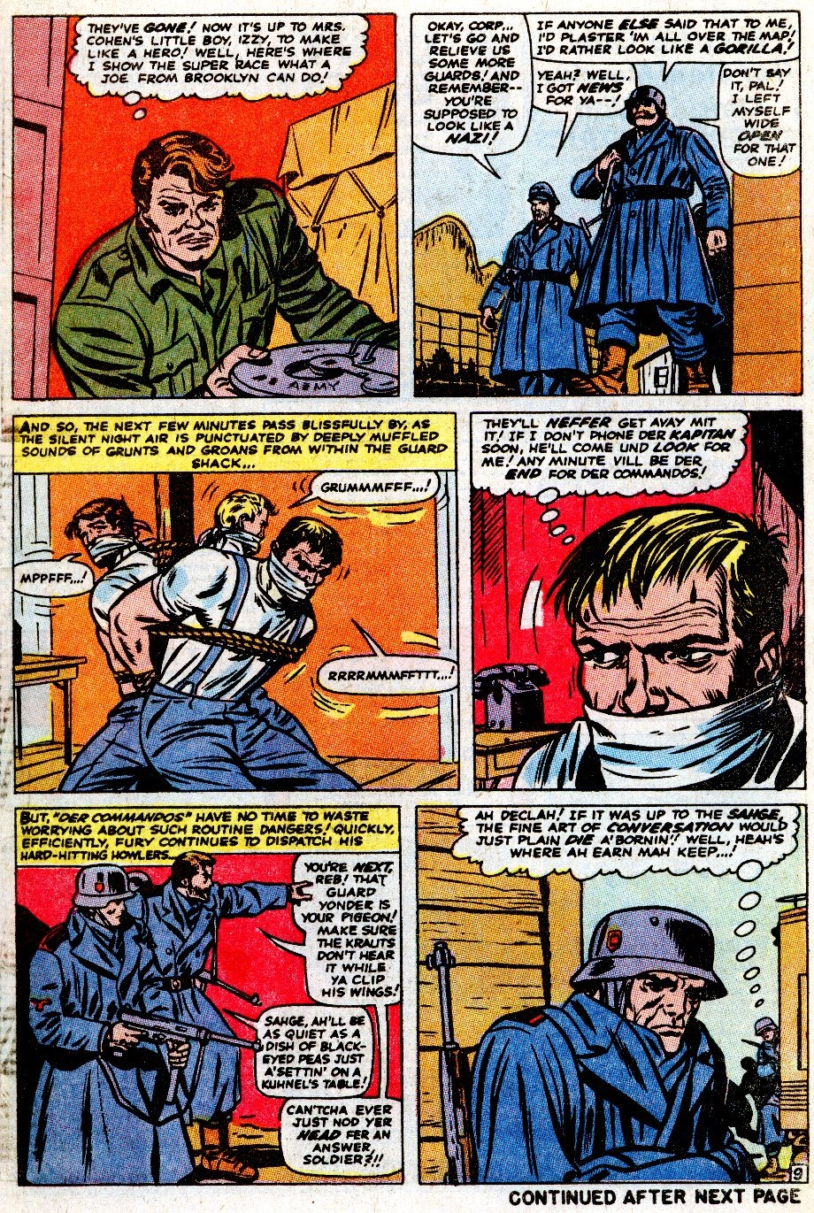 Sgt. Fury issue _Special_6 - Page 21