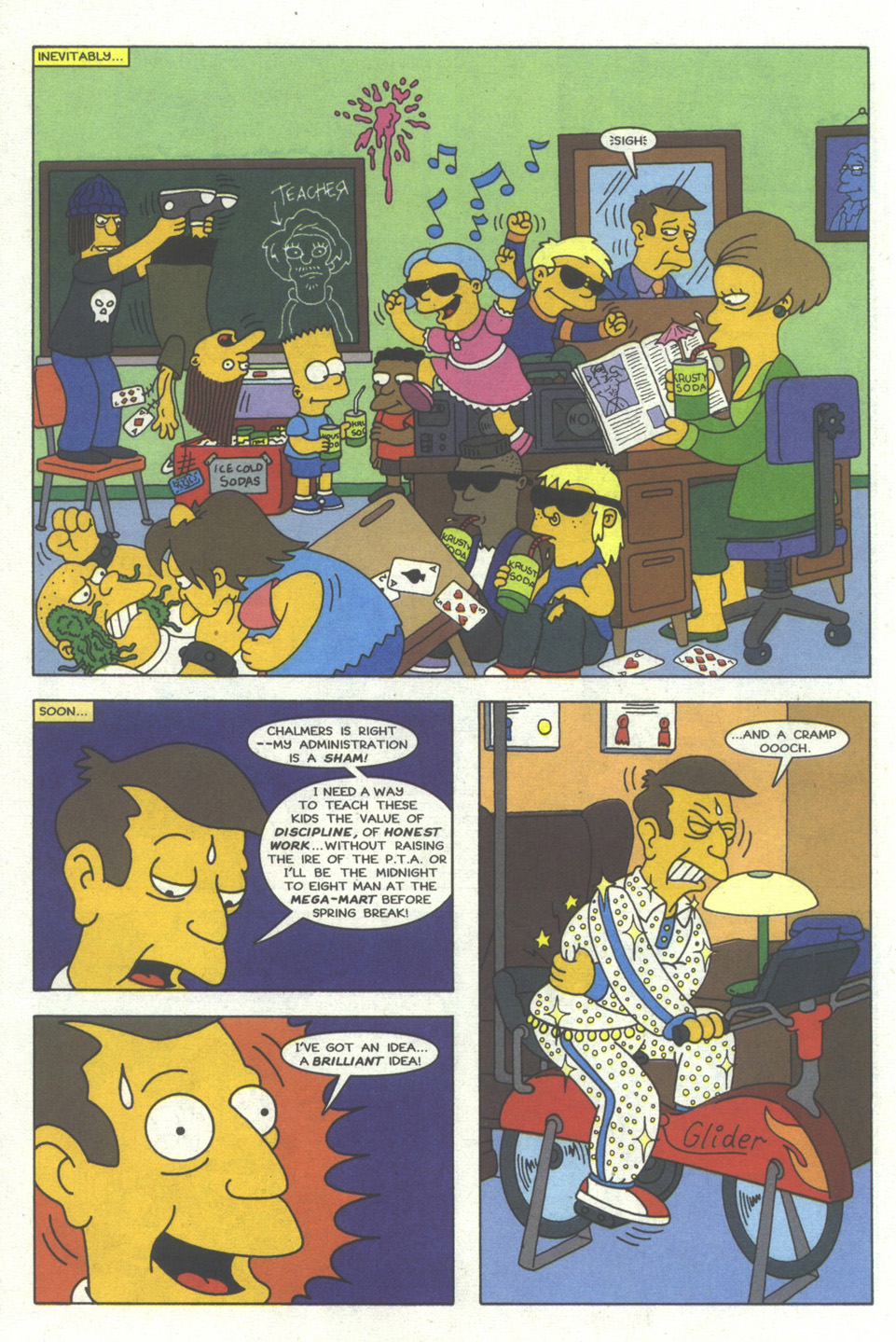 Read online Simpsons Comics comic -  Issue #21 - 5