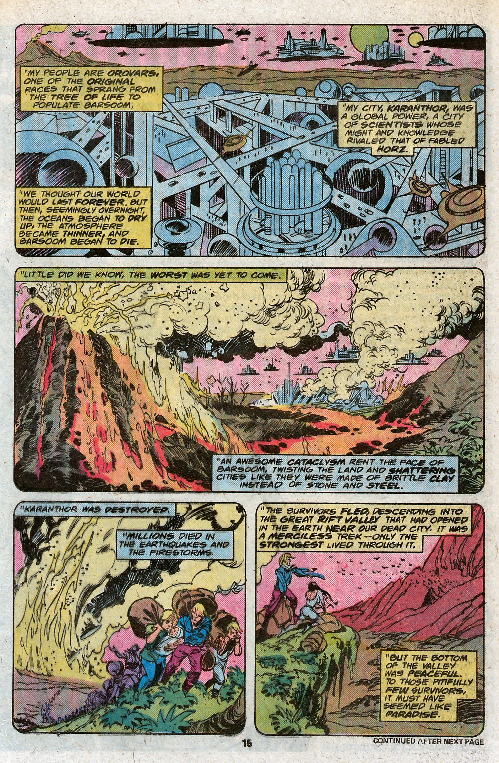 John Carter Warlord of Mars issue 19 - Page 17