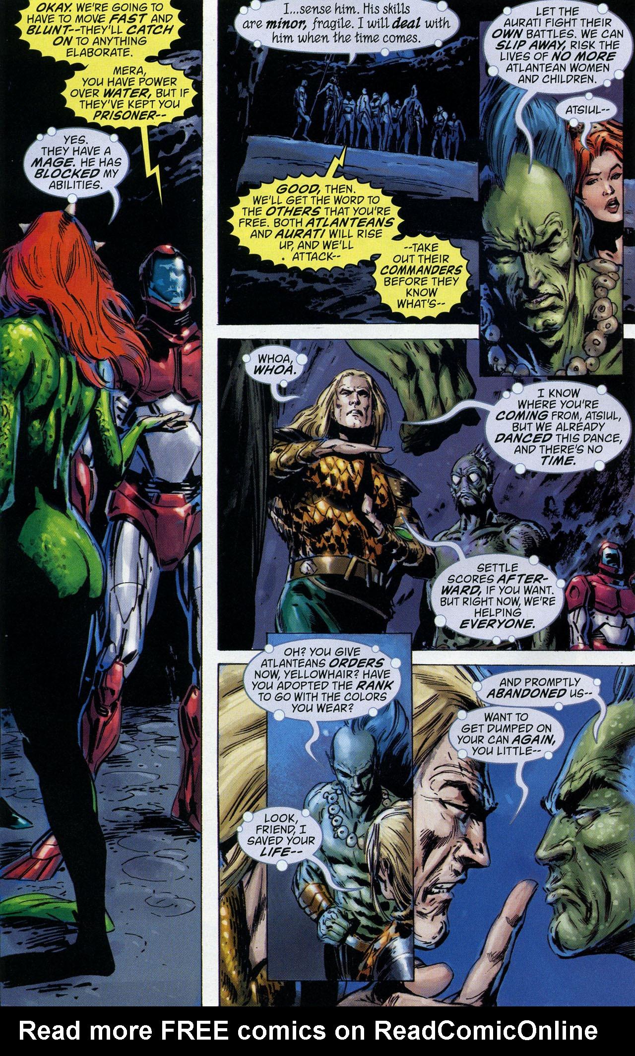 Read online Aquaman: Sword of Atlantis comic -  Issue #44 - 13