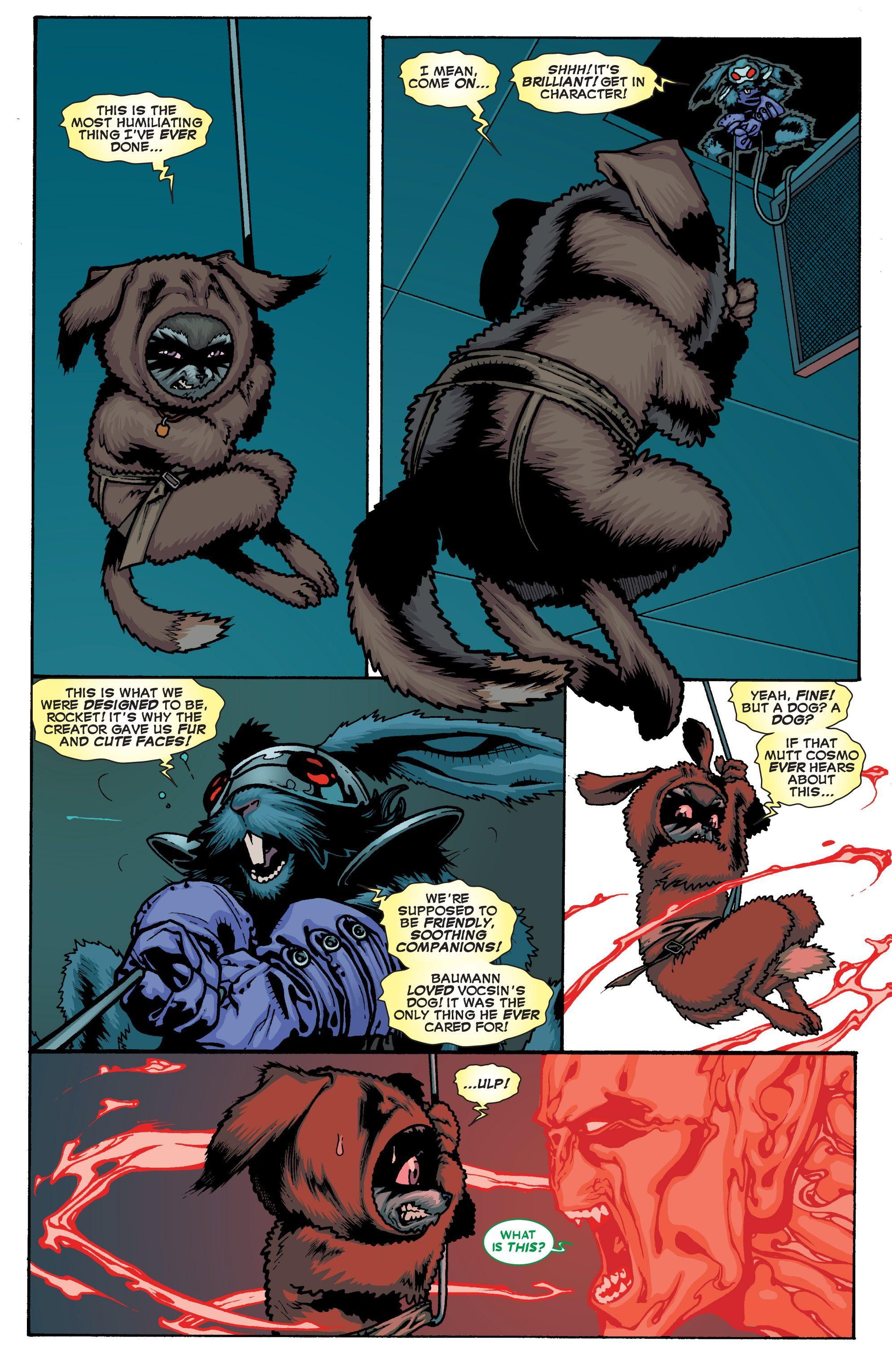 Read online Annihilators comic -  Issue #4 - 35