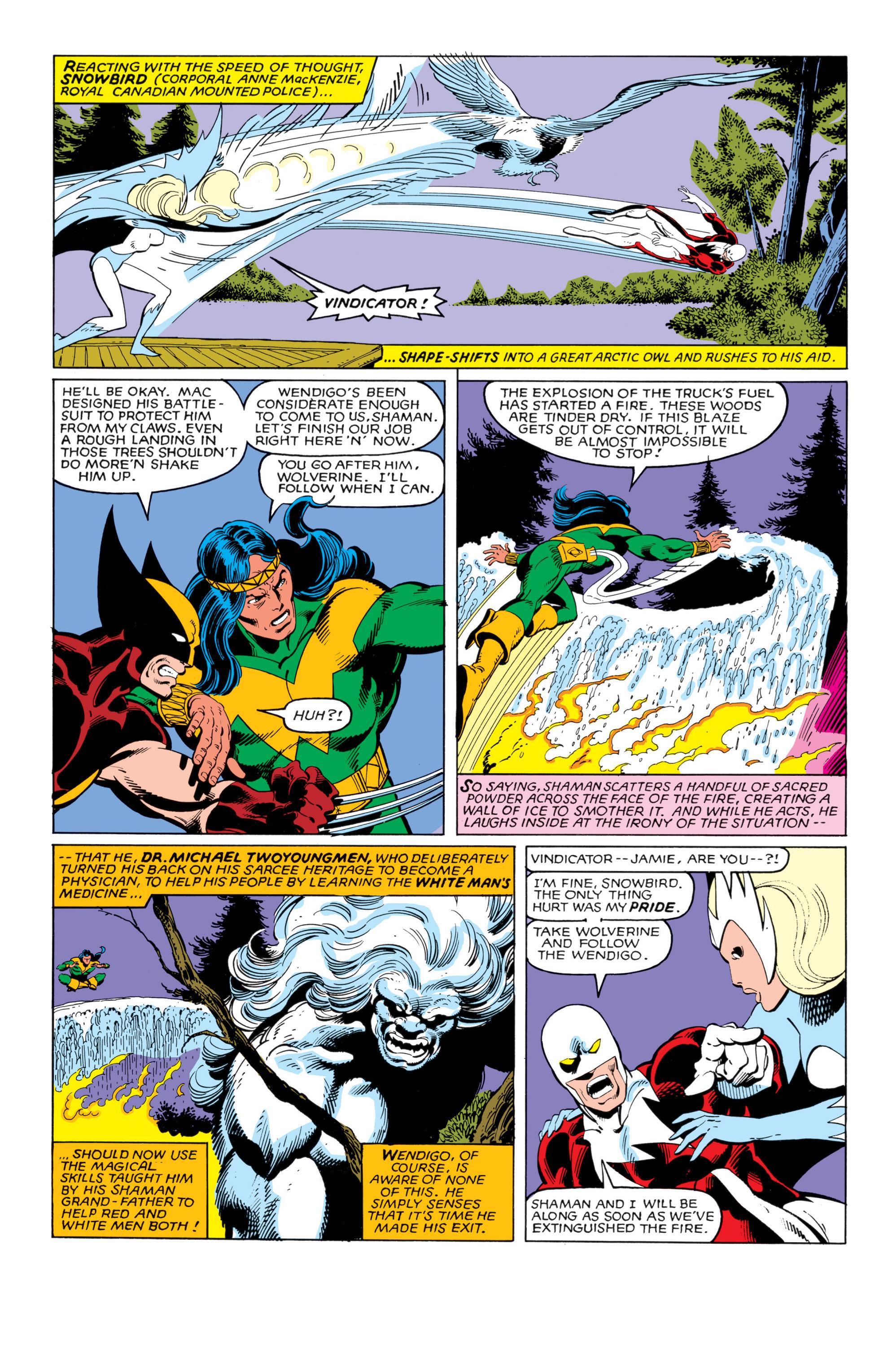 Read online Uncanny X-Men (1963) comic -  Issue #140 - 11