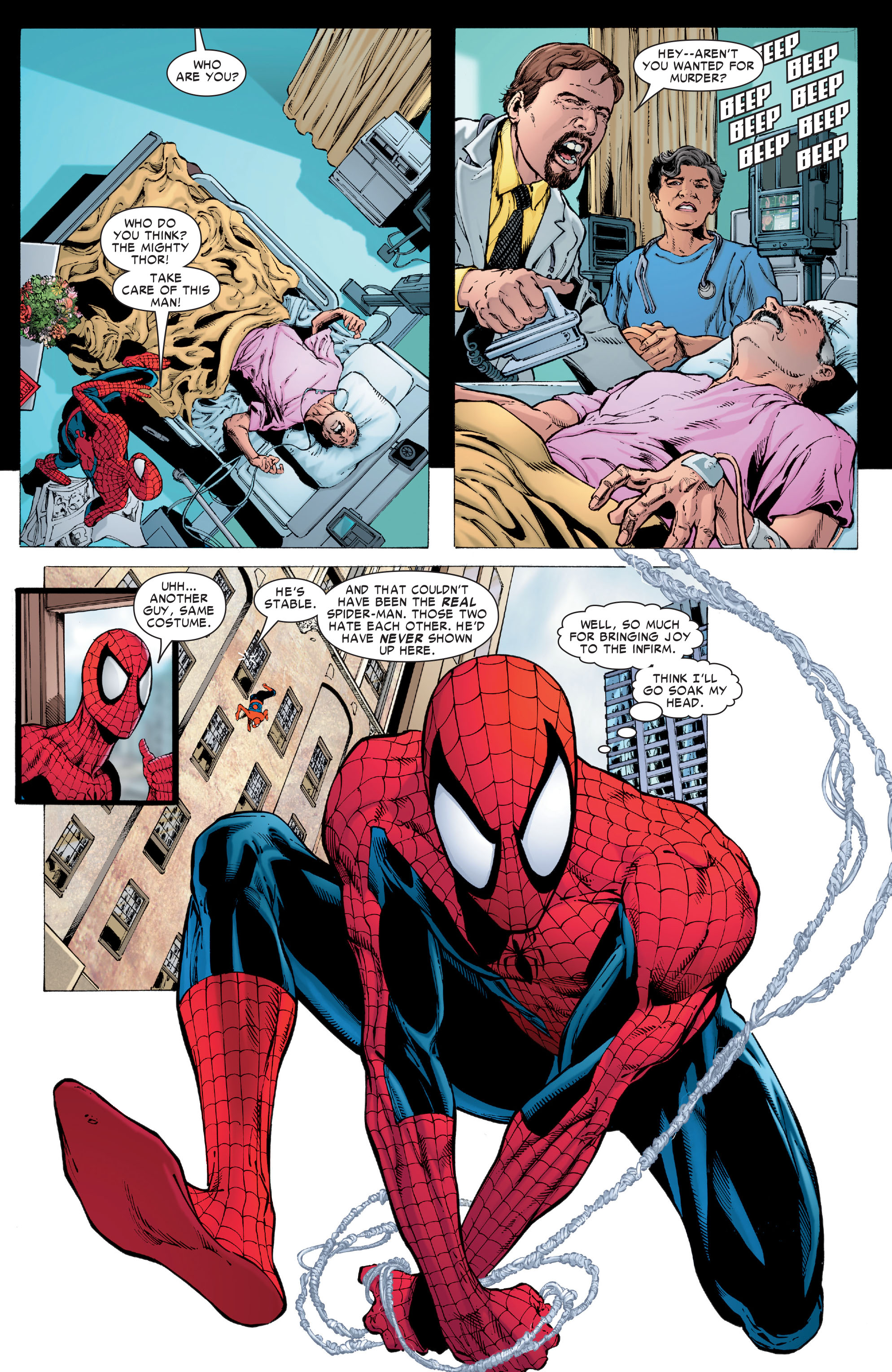 The Amazing Spider-Man (1963) 554 Page 19