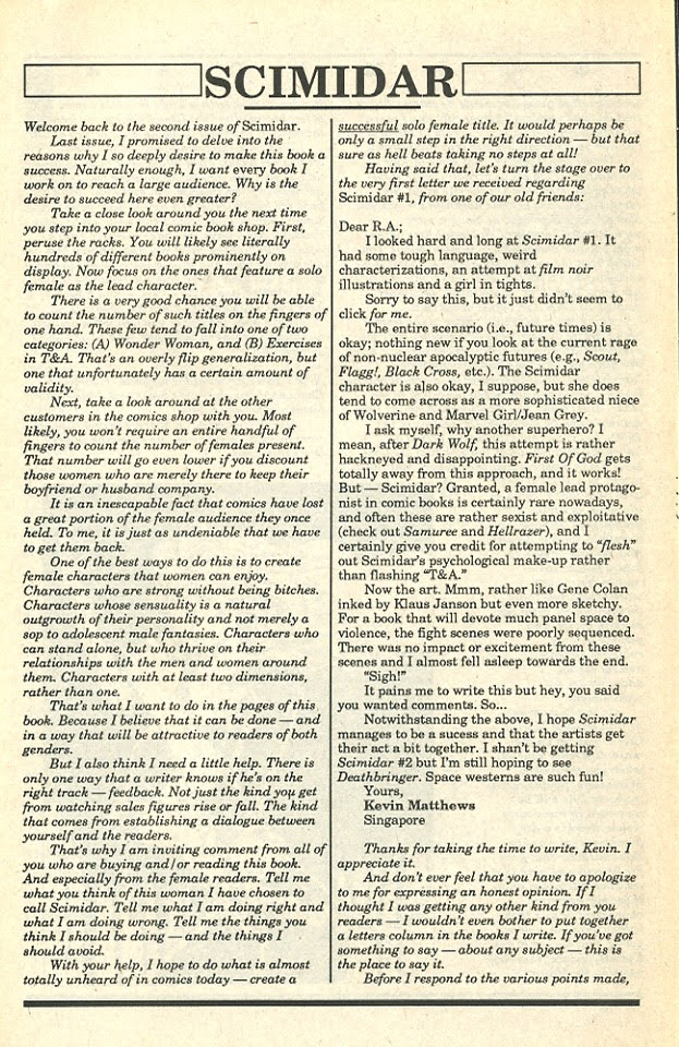 Scimidar (1988) issue 2 - Page 27