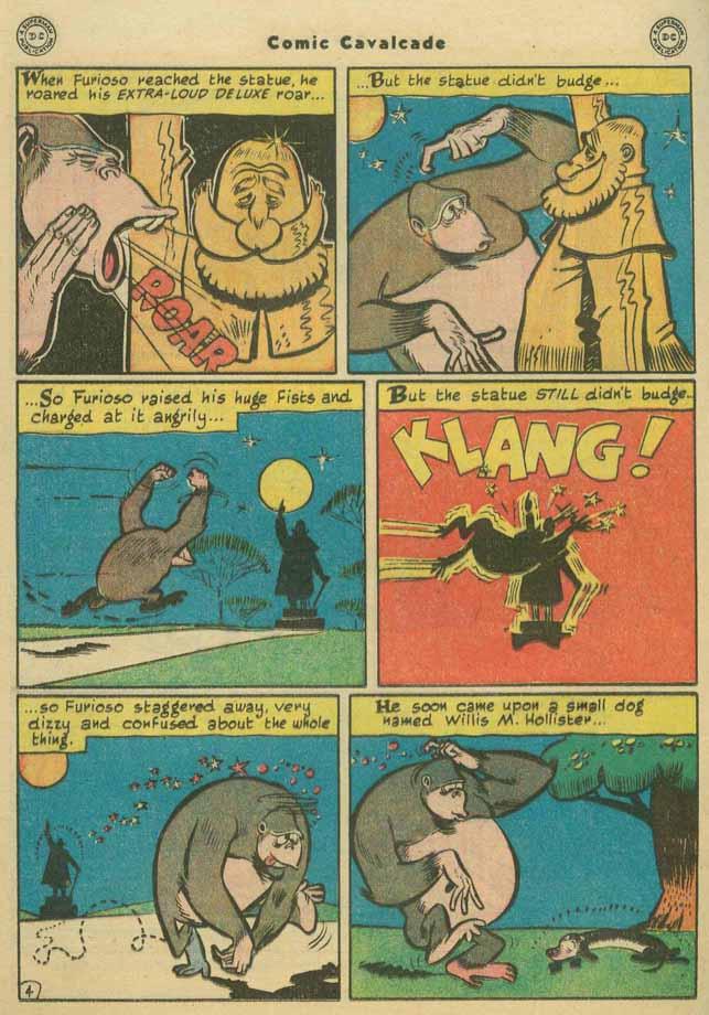 Comic Cavalcade issue 35 - Page 60