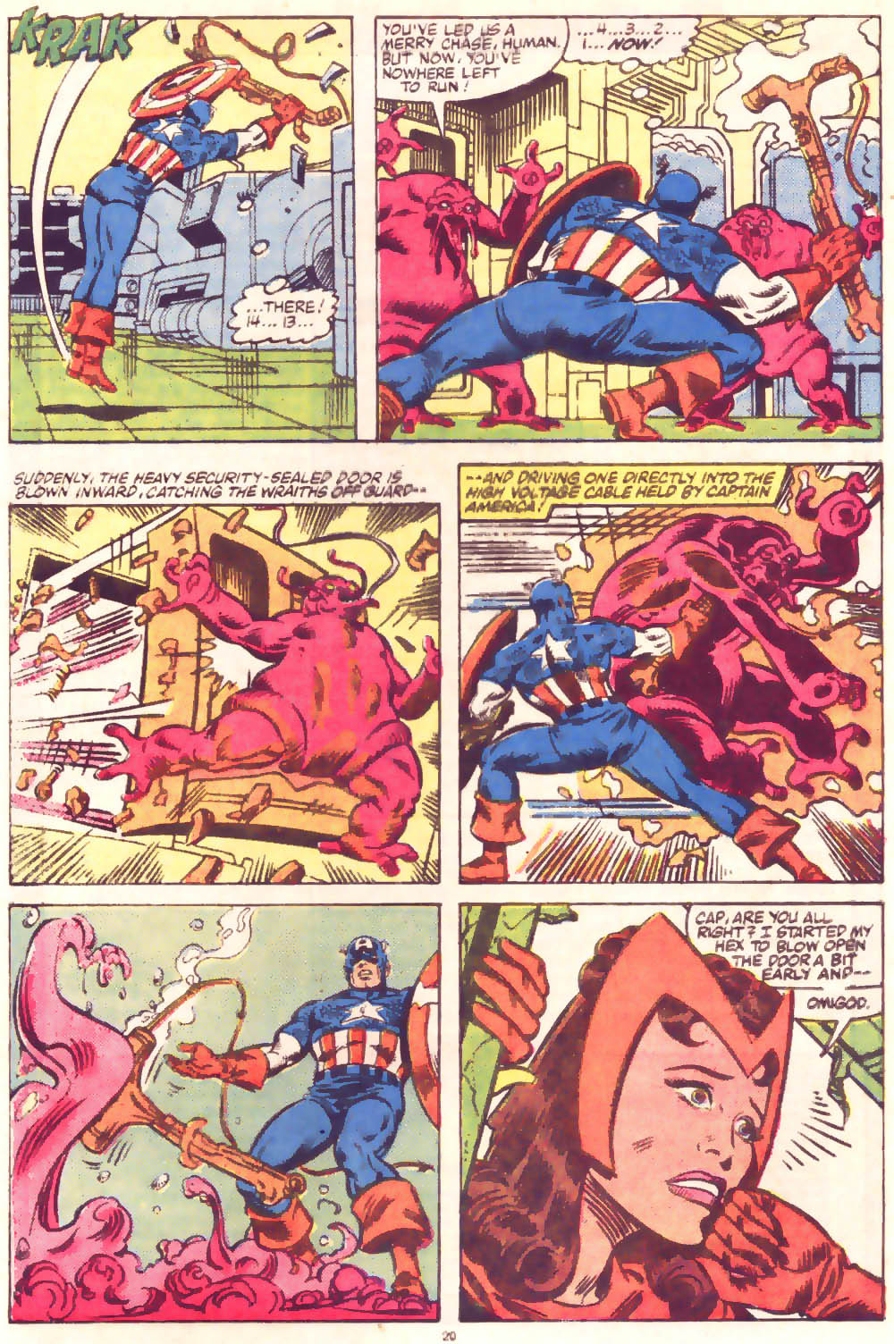 The Avengers (1963) 245 Page 20