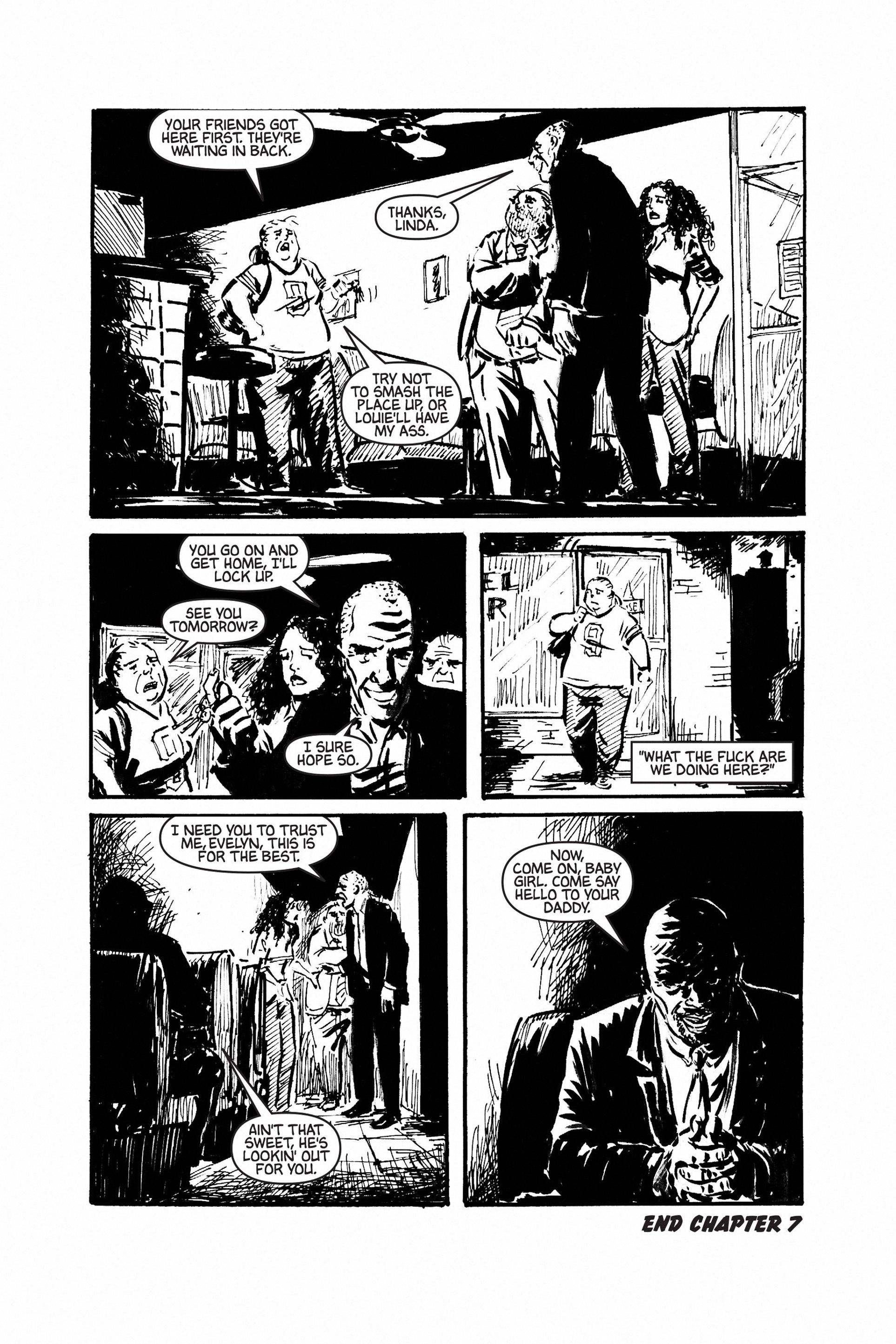 Read online Tumor comic -  Issue # TPB - 184