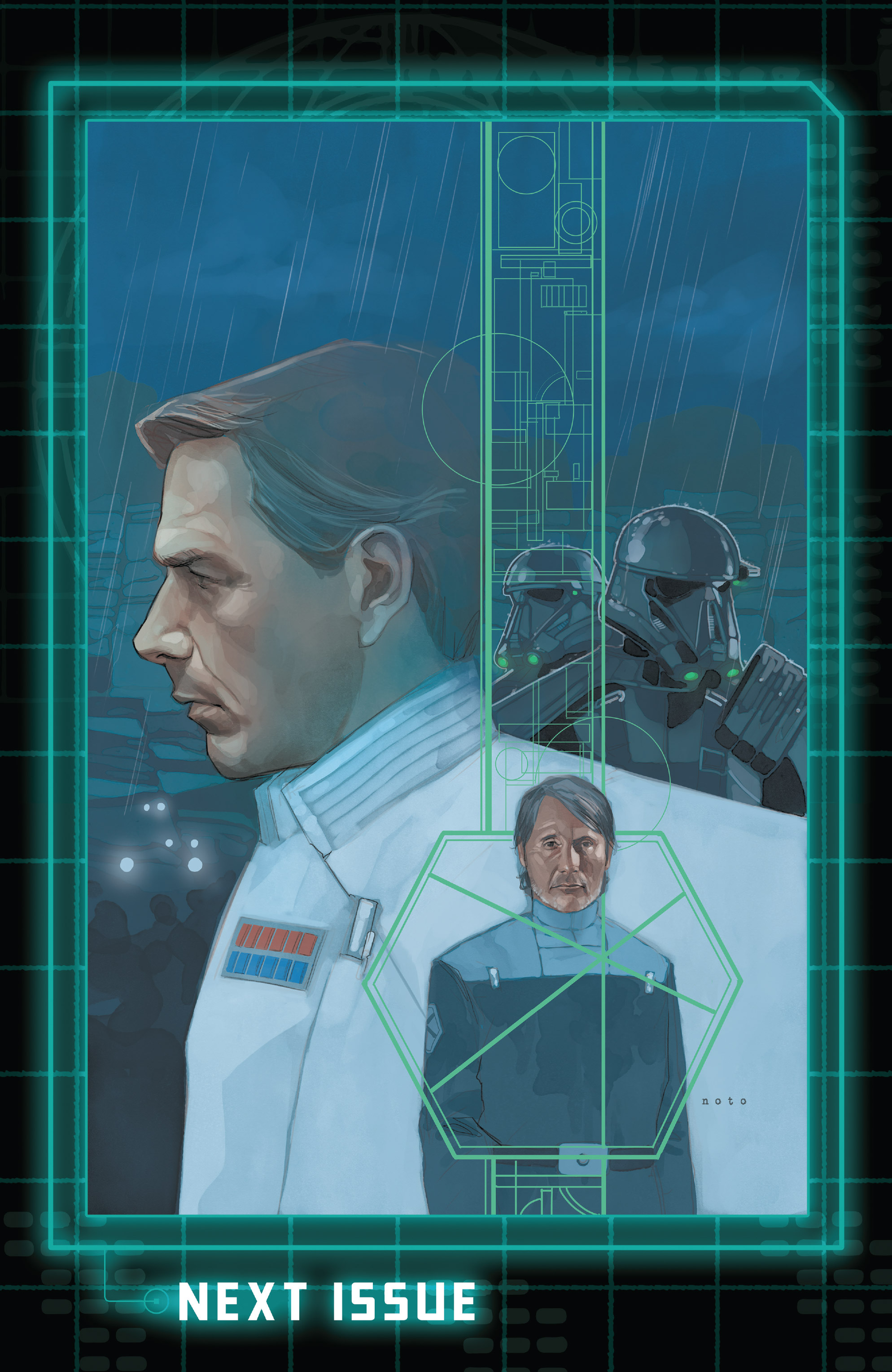 Read online Star Wars: Rogue One Adaptation comic -  Issue #2 - 23