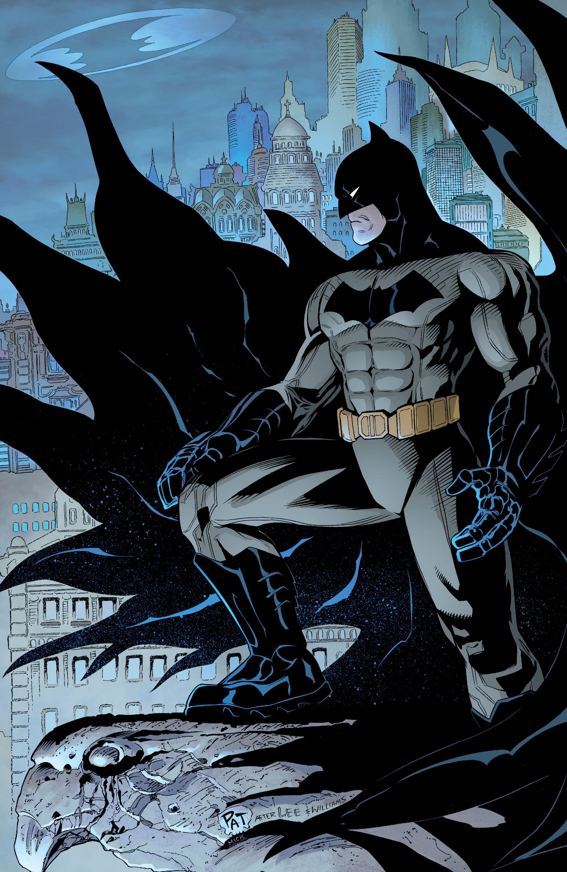Read online Batman (2011) comic -  Issue # _TPB 9 - 171