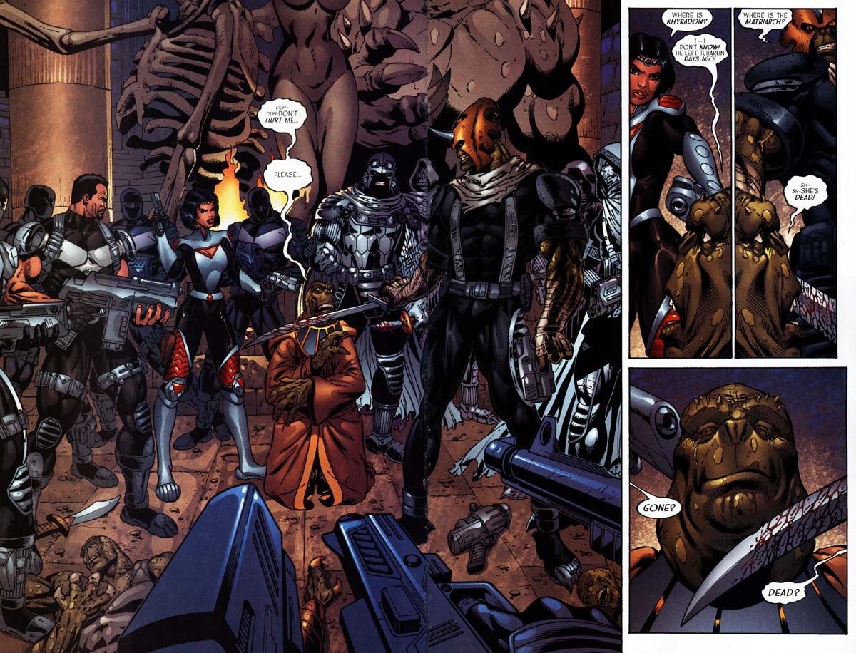 Read online Sigil (2000) comic -  Issue #27 - 24