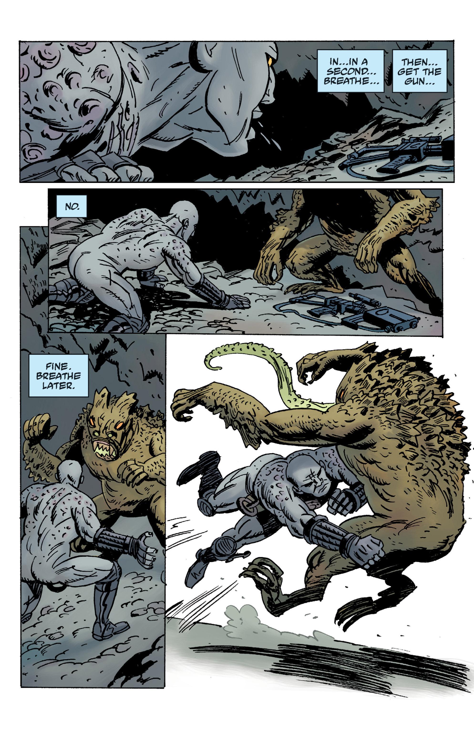Read online B.P.R.D. (2003) comic -  Issue # TPB 12 - 22