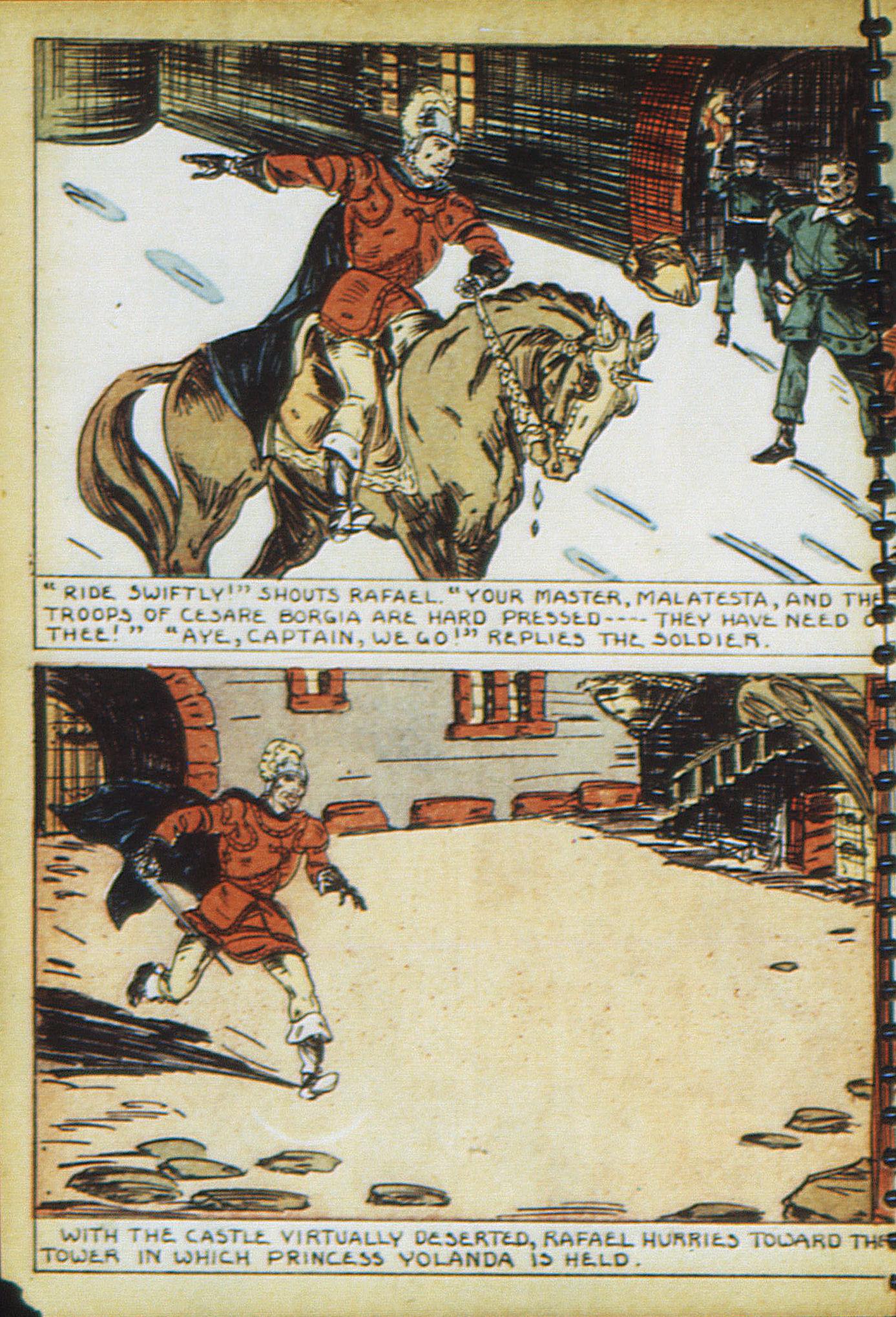 Read online Adventure Comics (1938) comic -  Issue #13 - 58
