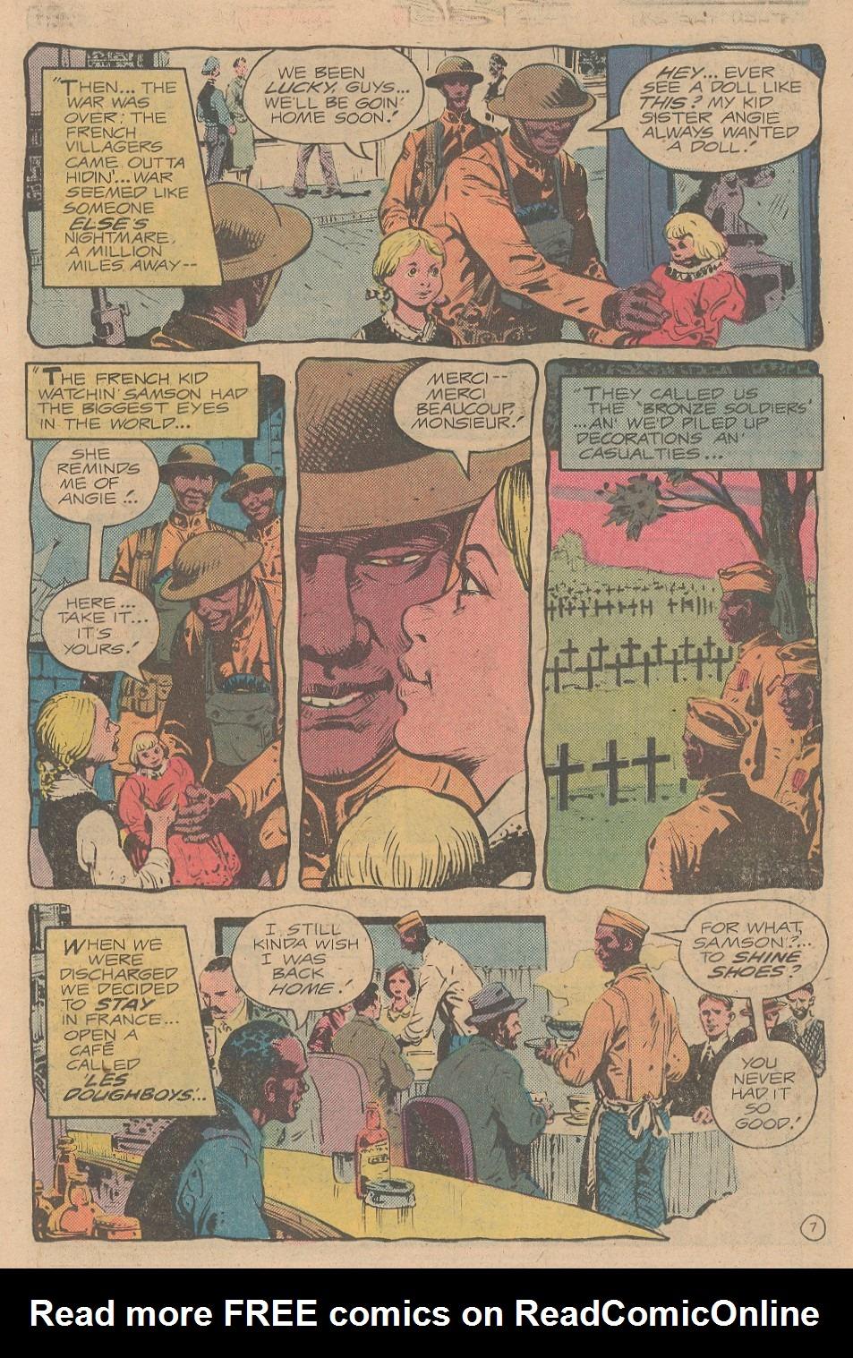 Read online Sgt. Rock comic -  Issue #355 - 8