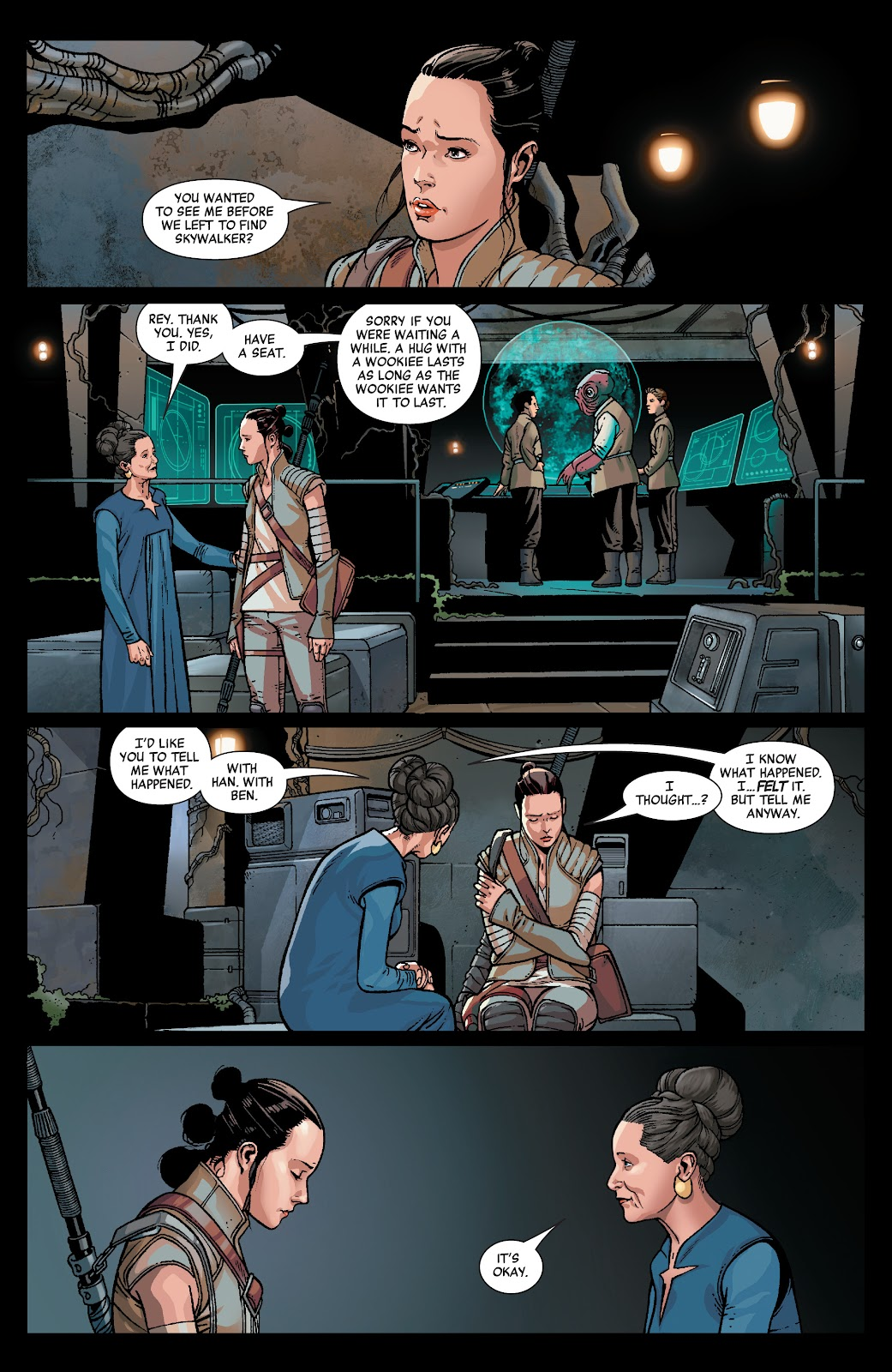 Read online Star Wars: Age of Republic: Heroes comic -  Issue # TPB - 72