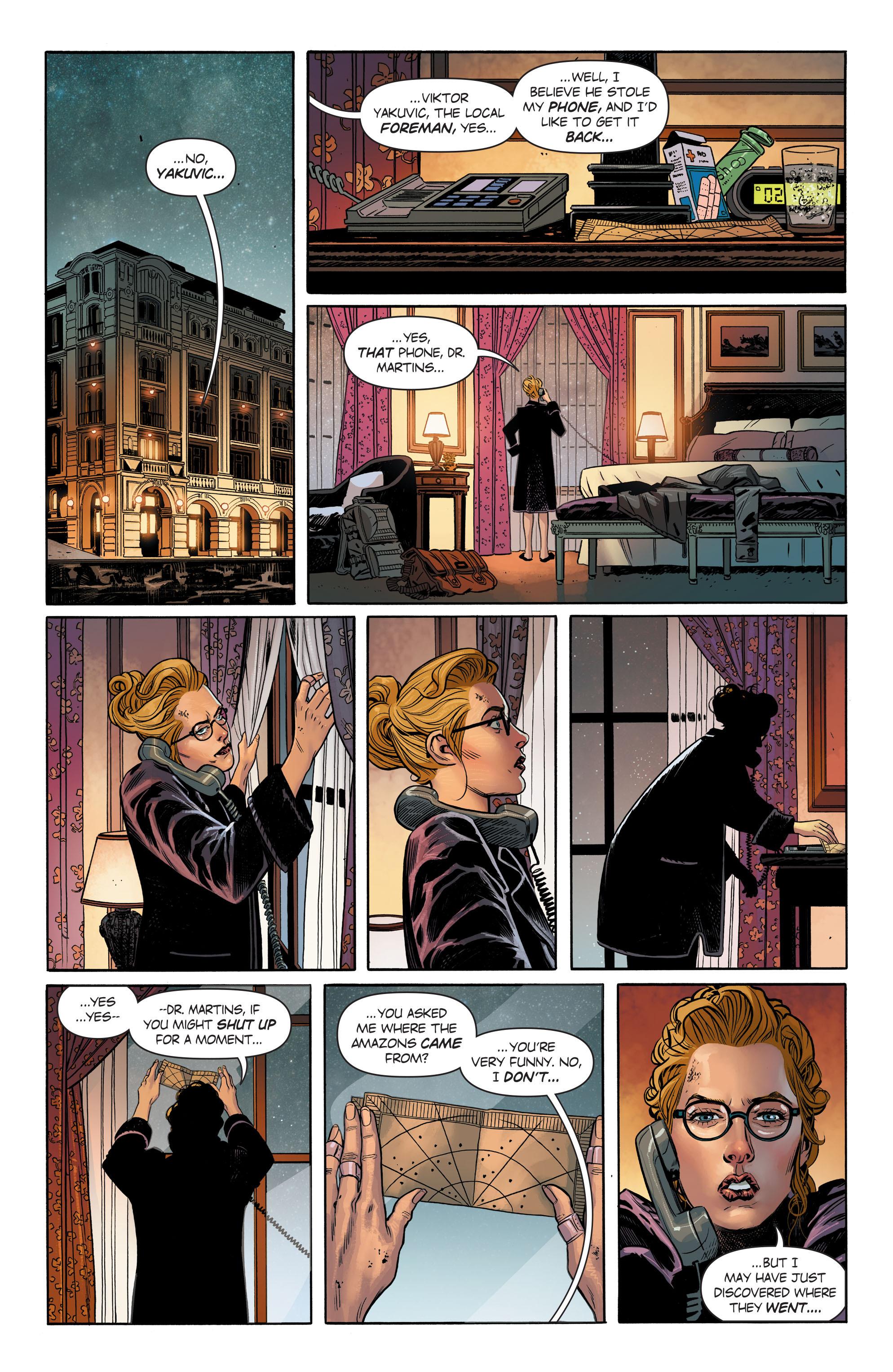 Read online Wonder Woman (2016) comic -  Issue #8 - 16