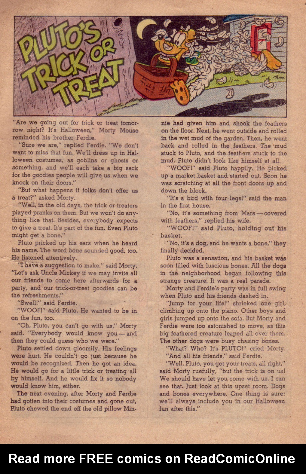 Walt Disney's Comics and Stories issue 242 - Page 25