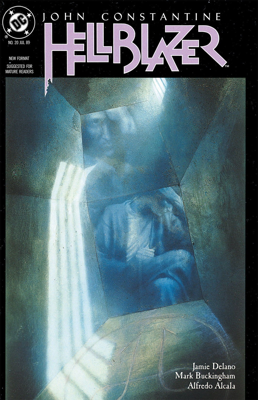 Hellblazer issue 20 - Page 1