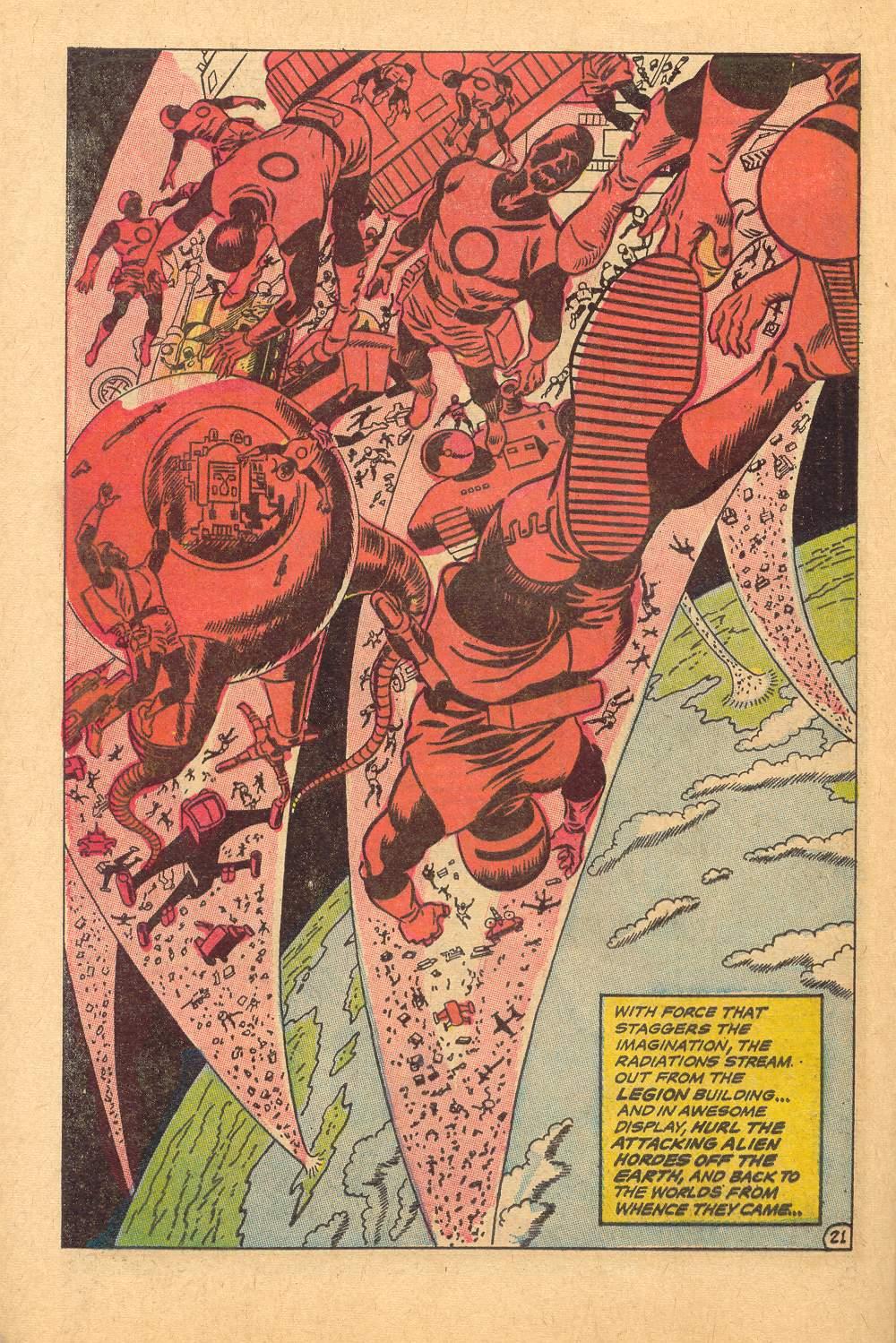 Read online Adventure Comics (1938) comic -  Issue #367 - 29