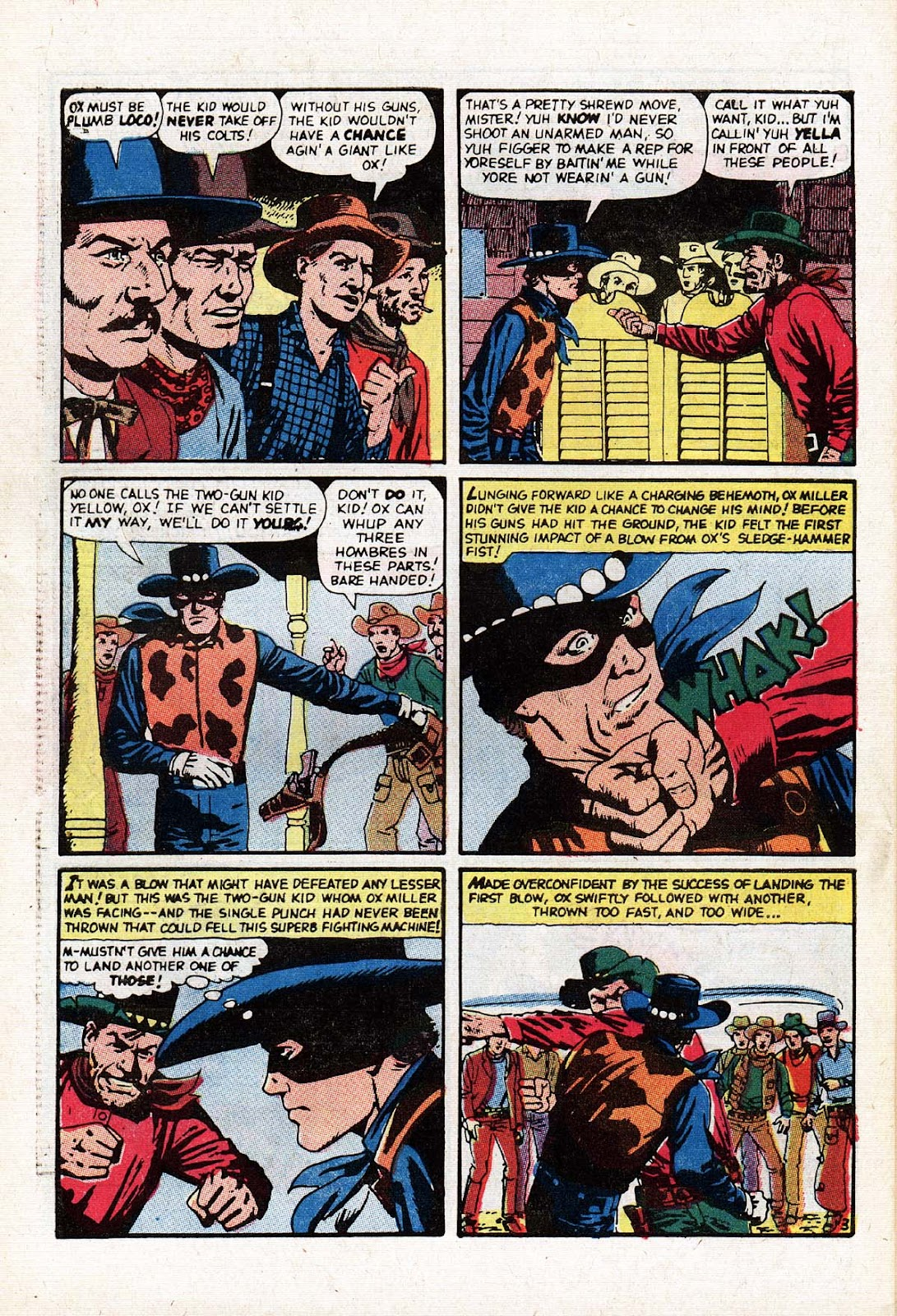 The Mighty Marvel Western issue 15 - Page 36